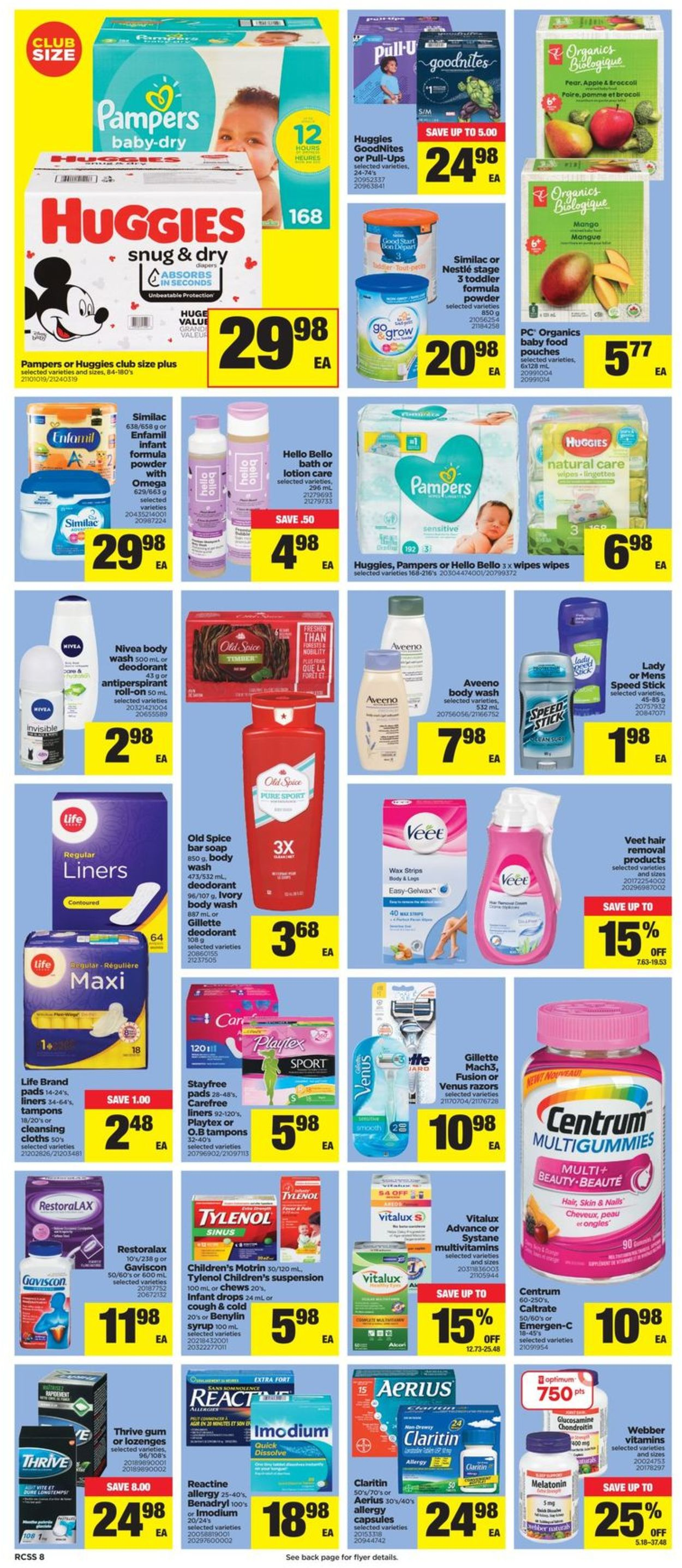 Real Canadian Superstore Flyer - 08/06-08/12/2020 (Page 8)