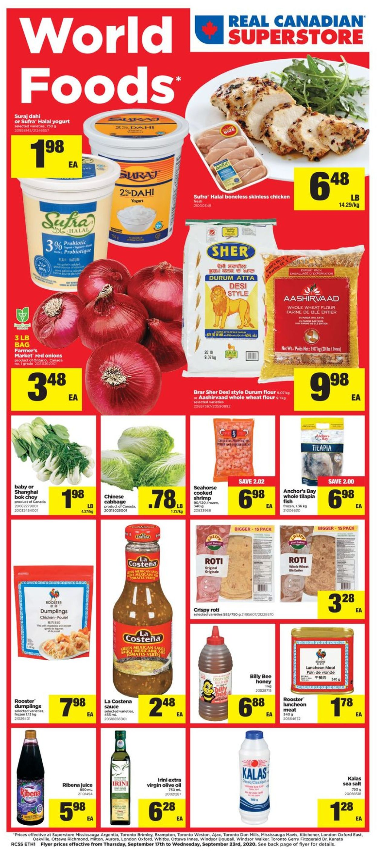 Real Canadian Superstore Flyer - 09/17-09/23/2020 (Page 3)