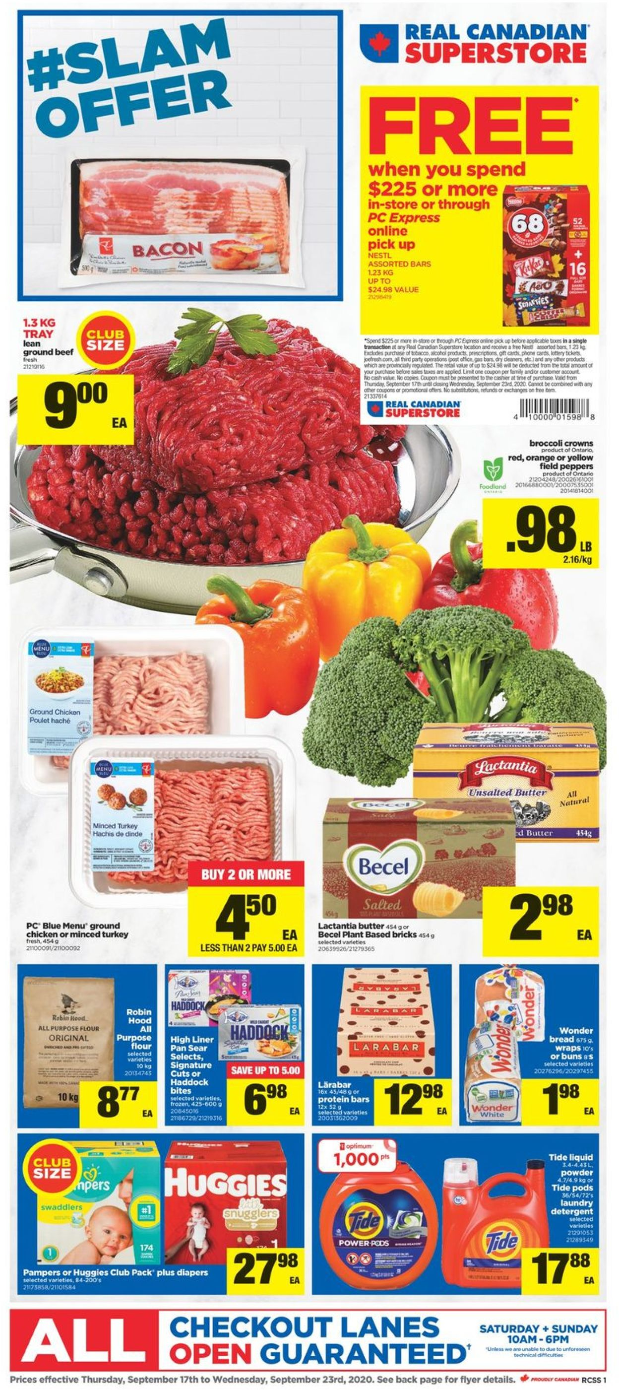Real Canadian Superstore Flyer - 09/17-09/23/2020
