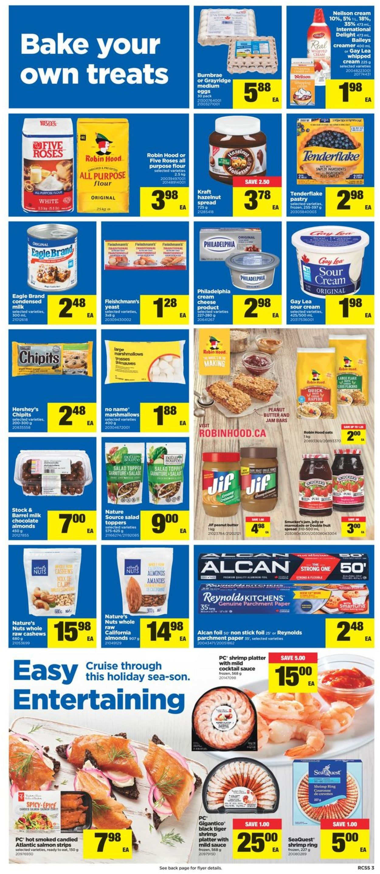 Real Canadian Superstore Flyer - 10/01-10/07/2020 (Page 3)