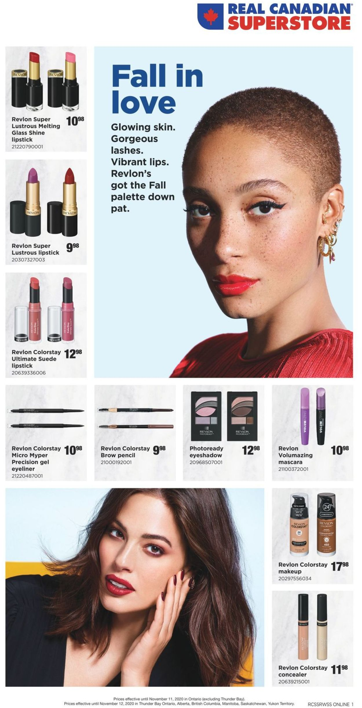 Real Canadian Superstore Flyer - 10/22-11/11/2020