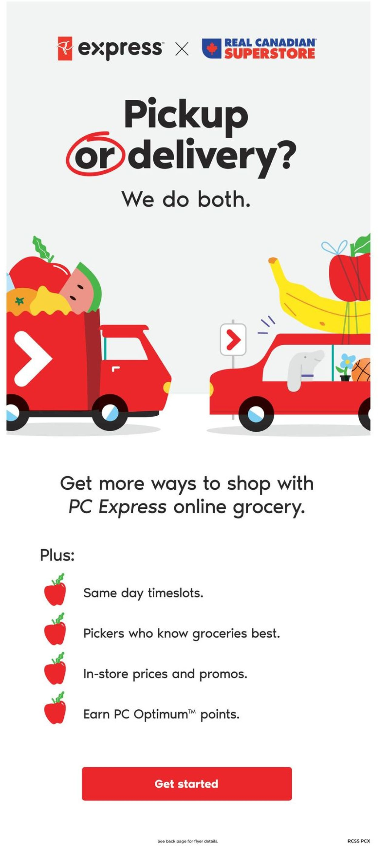 Real Canadian Superstore Flyer - 10/29-11/04/2020 (Page 20)