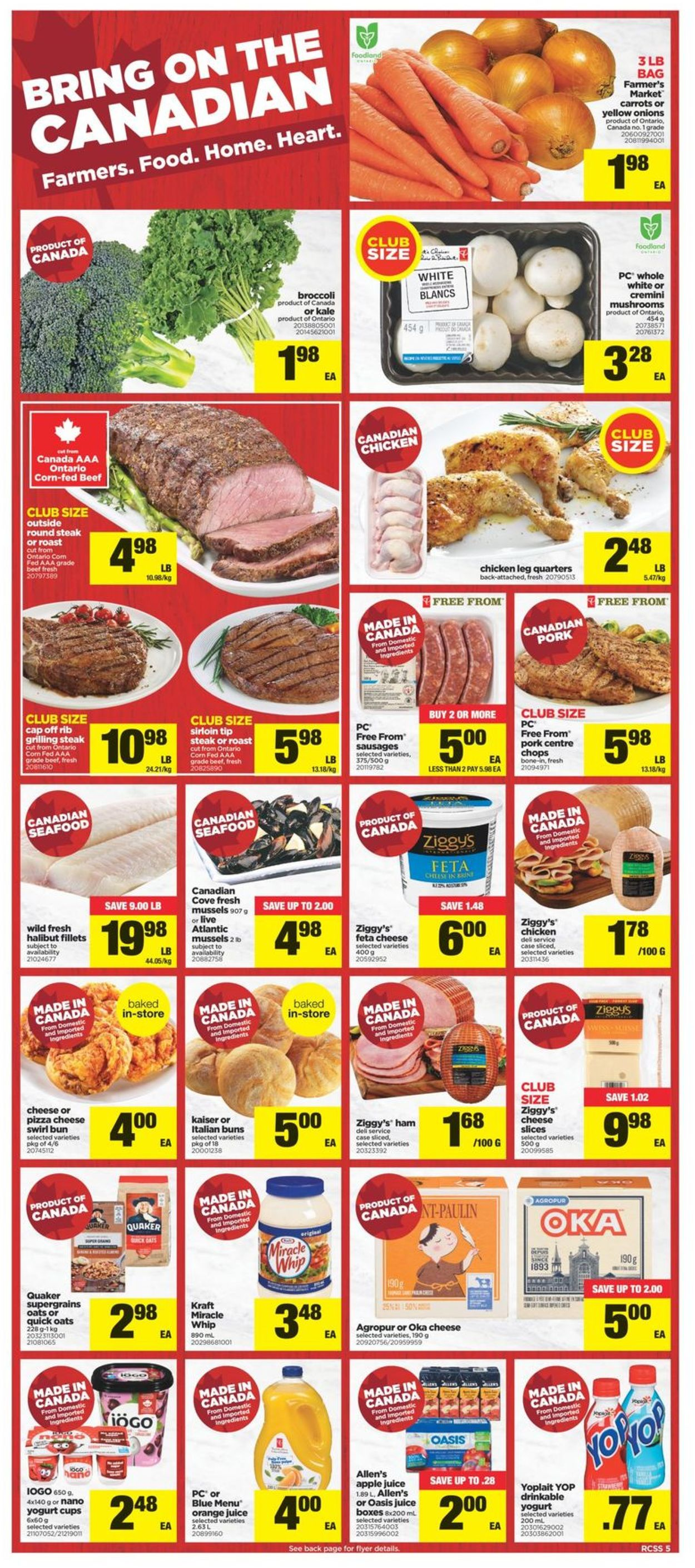 Real Canadian Superstore Flyer - 11/05-11/11/2020 (Page 6)