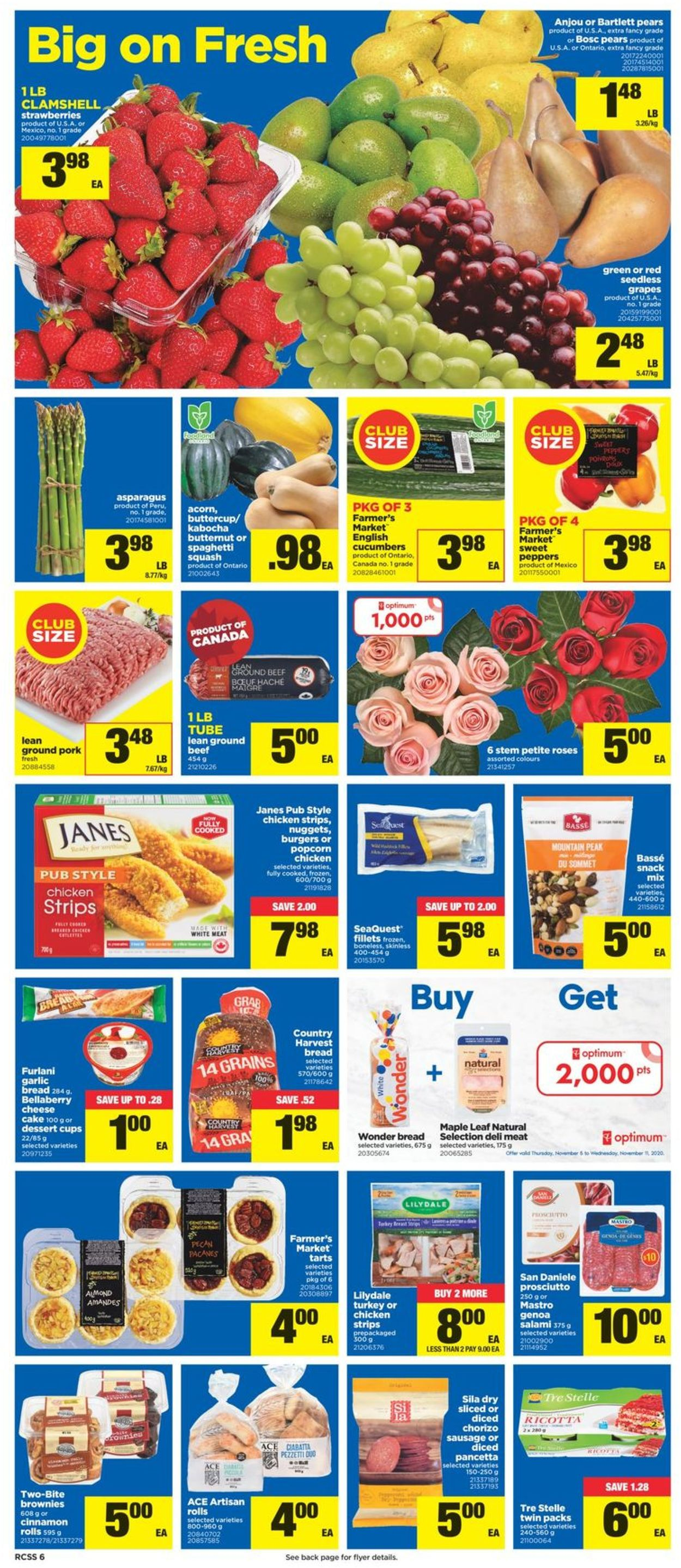 Real Canadian Superstore Flyer - 11/05-11/11/2020 (Page 7)