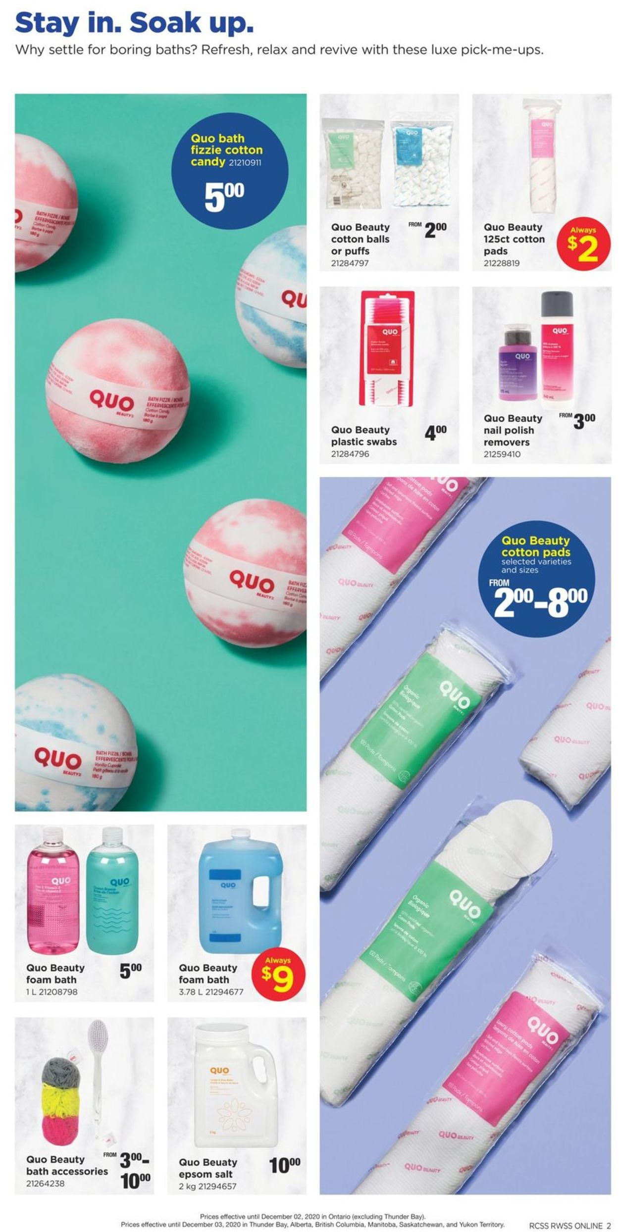 Real Canadian Superstore Flyer - 11/12-12/02/2020 (Page 2)