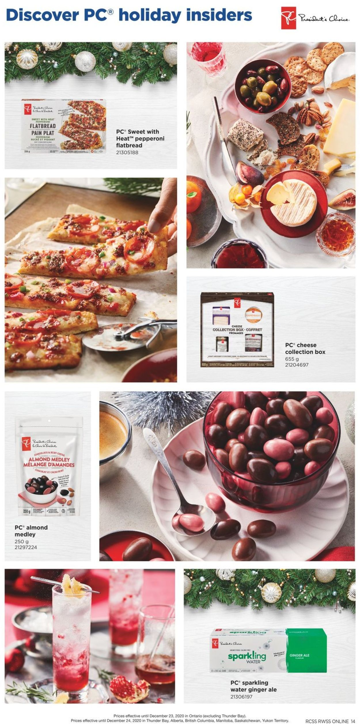 Real Canadian Superstore - Holiday 2020 Flyer - 11/12-12/23/2020 (Page 14)