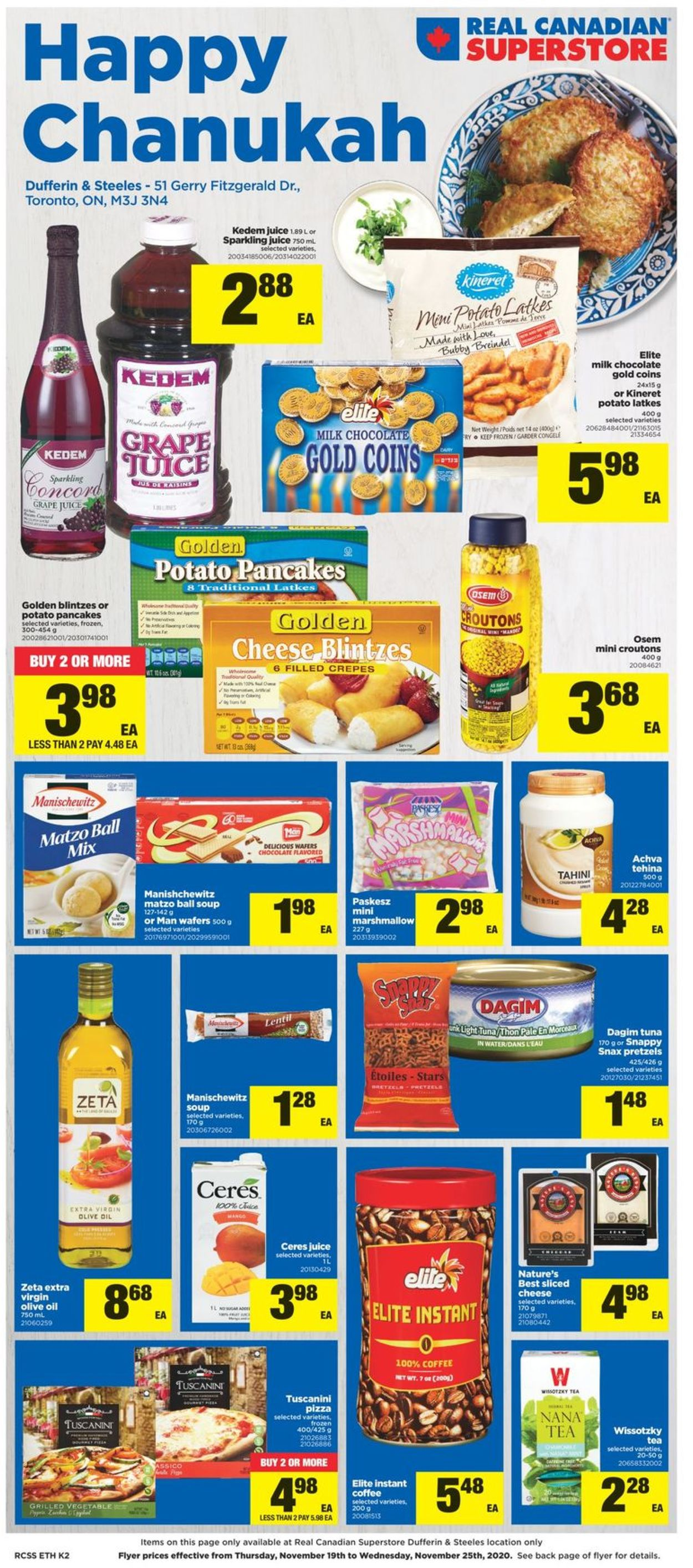 Real Canadian Superstore Flyer - 11/19-11/25/2020 (Page 2)