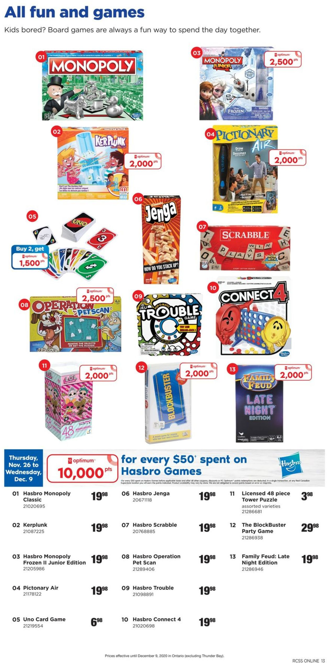Real Canadian Superstore - Black Friday 2020 Flyer - 11/26-12/09/2020 (Page 13)