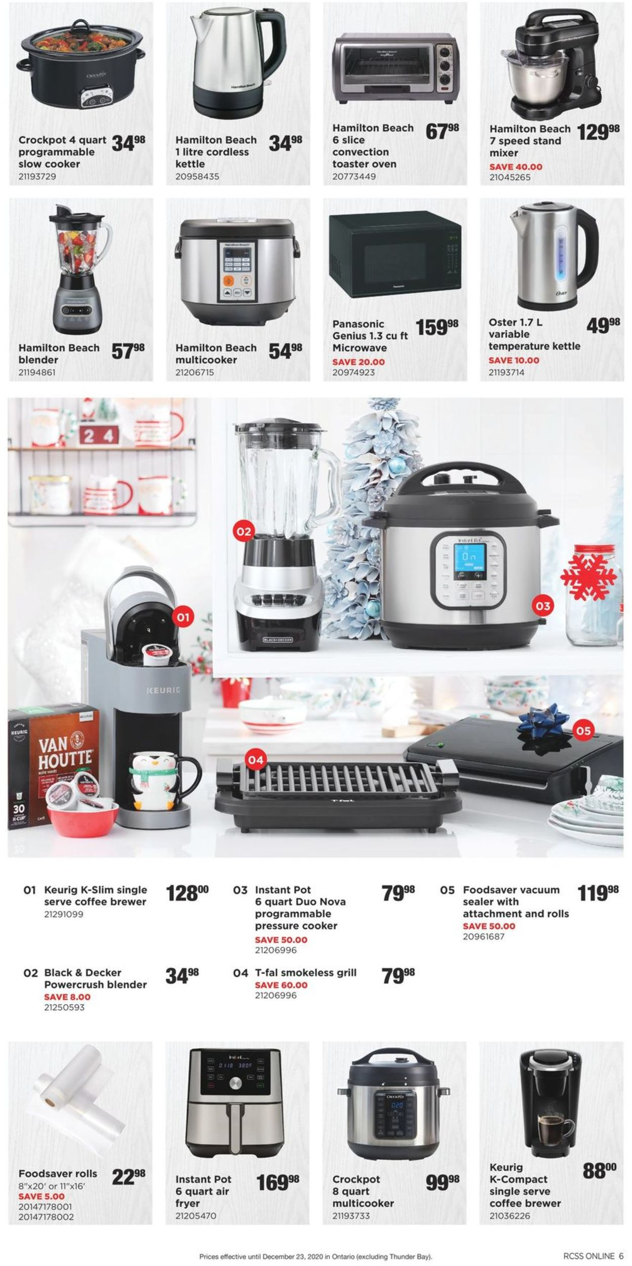Real Canadian Superstore - Holiday 2020 Flyer - 12/10-12/23/2020 (Page 6)