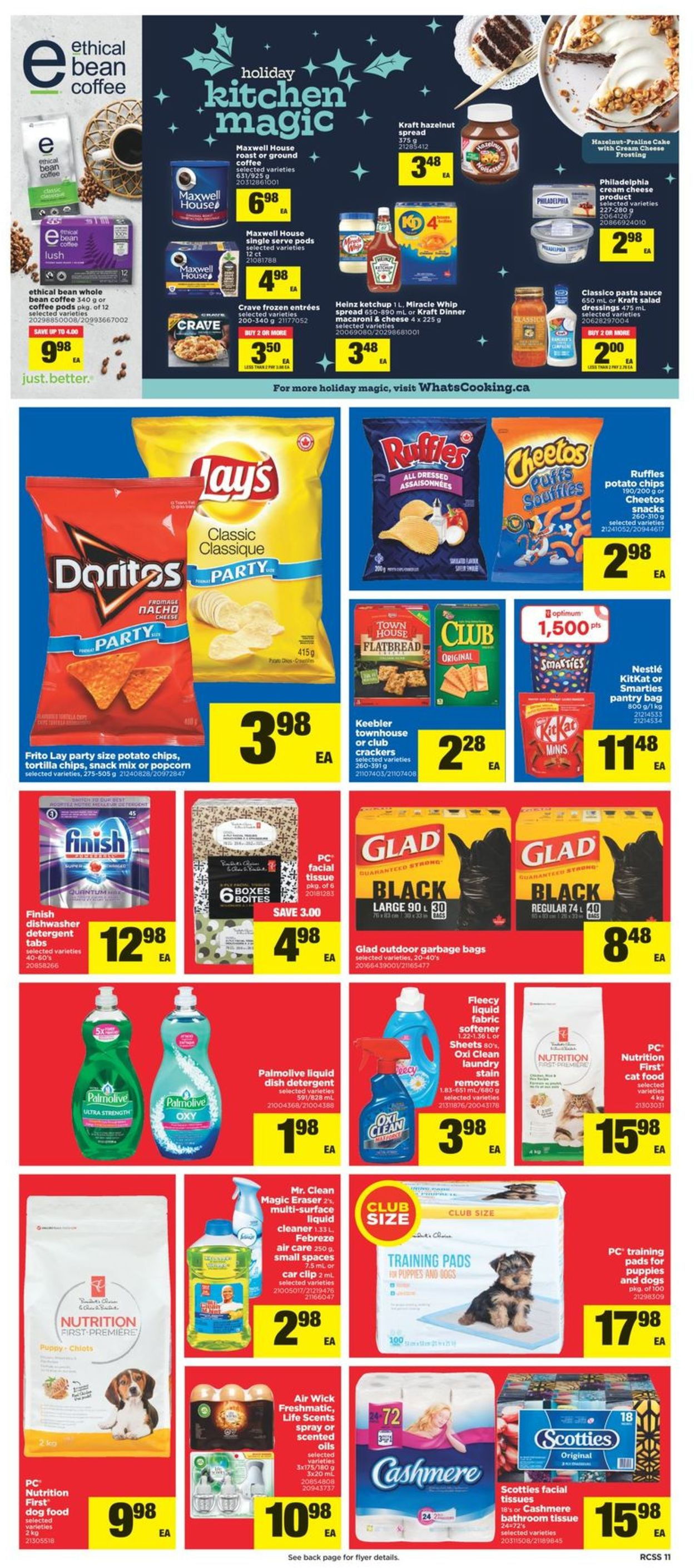Real Canadian Superstore - Boxing Week 2020 Flyer - 12/24-12/30/2020 (Page 11)