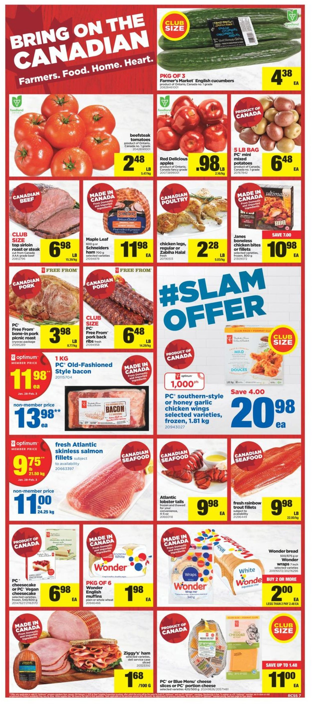 Real Canadian Superstore Flyer - 01/28-02/03/2021 (Page 7)