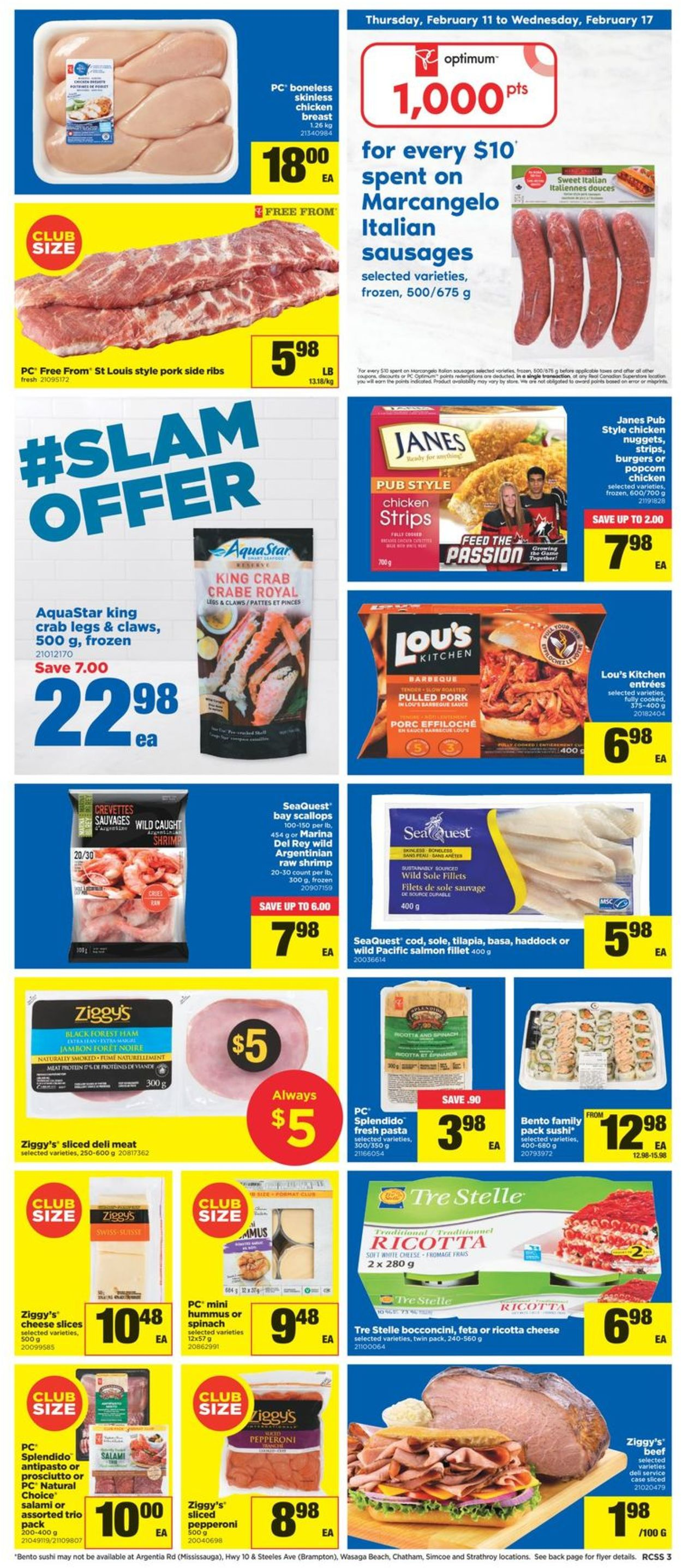 Real Canadian Superstore Flyer - 02/11-02/17/2021 (Page 3)