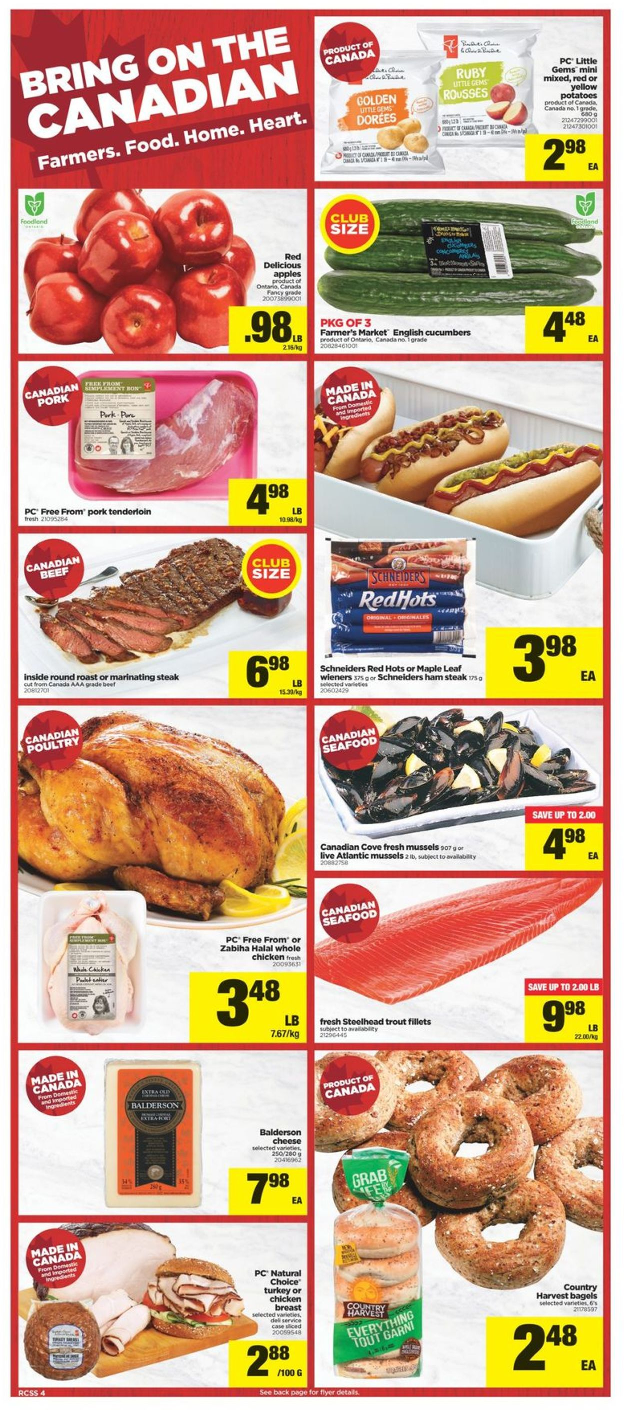 Real Canadian Superstore Flyer - 02/11-02/17/2021 (Page 4)