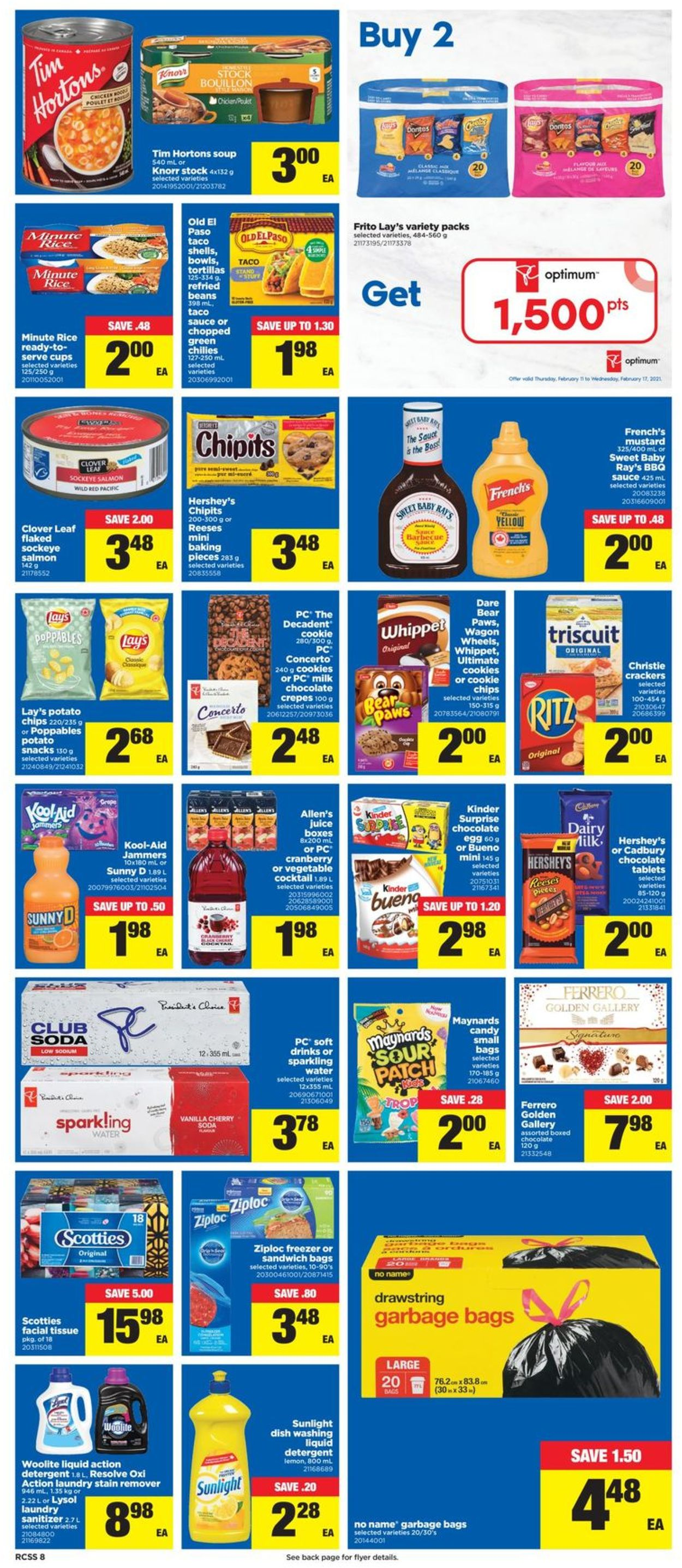 Real Canadian Superstore Flyer - 02/11-02/17/2021 (Page 8)