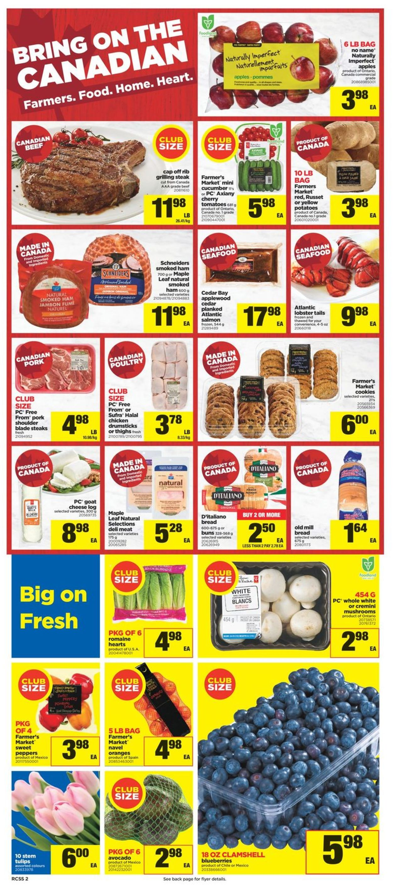 Real Canadian Superstore Flyer - 02/18-02/24/2021 (Page 2)