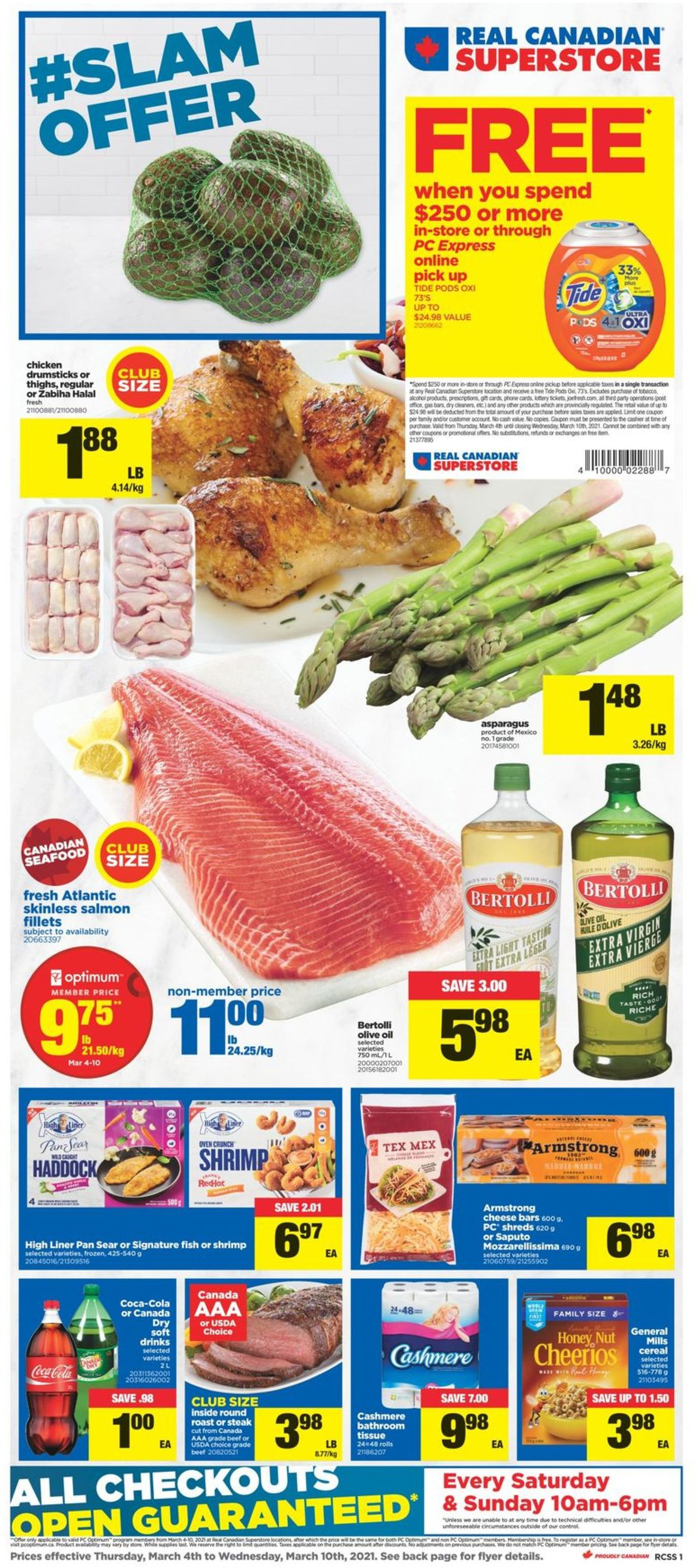 Real Canadian Superstore Flyer - 03/04-03/10/2021