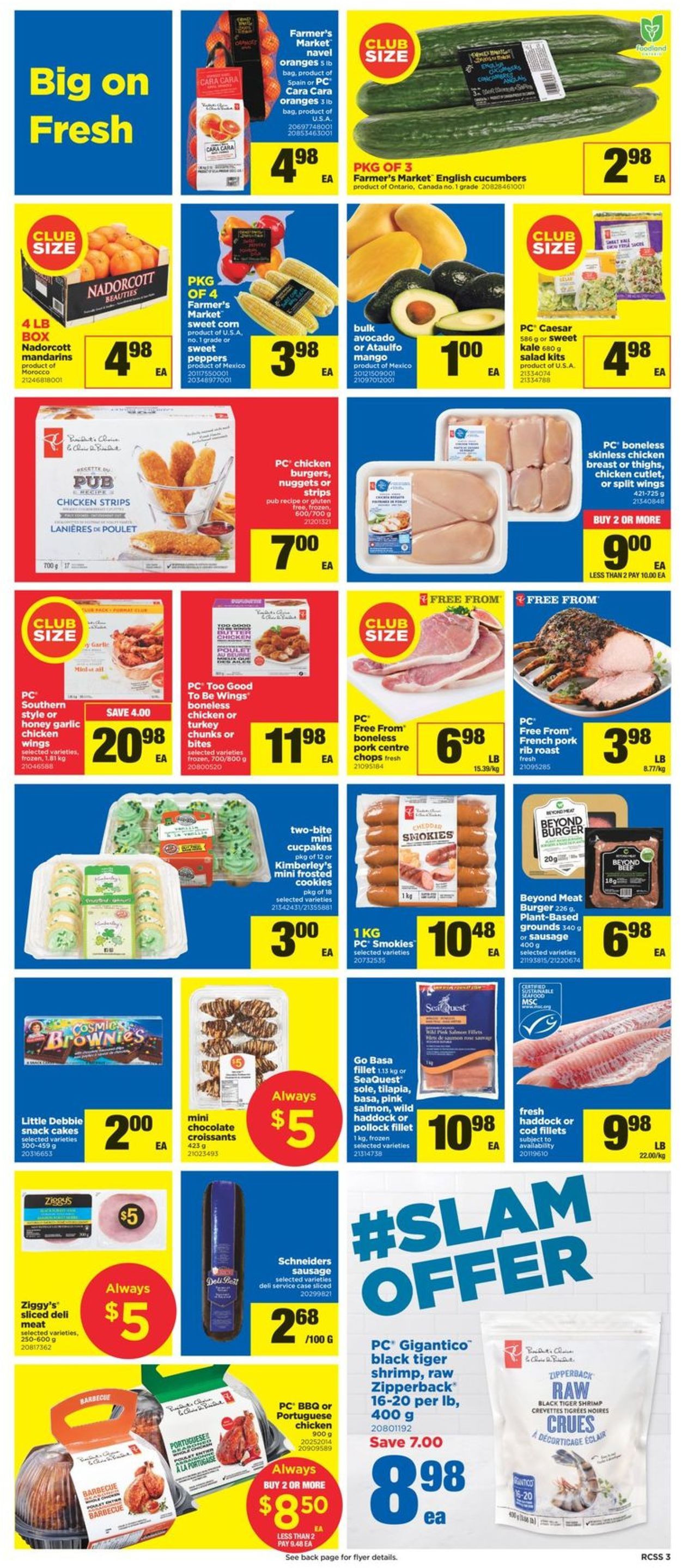 Real Canadian Superstore Flyer - 03/11-03/17/2021 (Page 3)