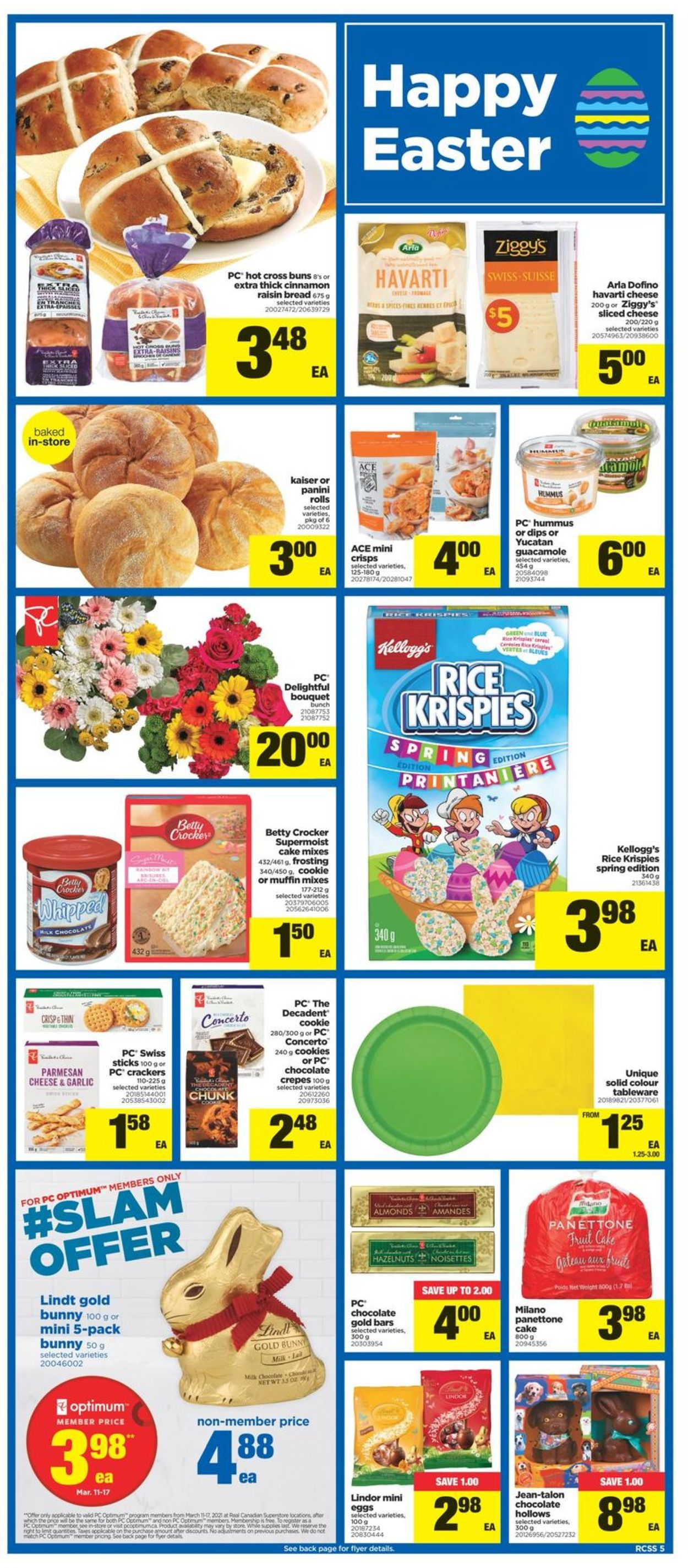 Real Canadian Superstore Flyer - 03/11-03/17/2021 (Page 5)