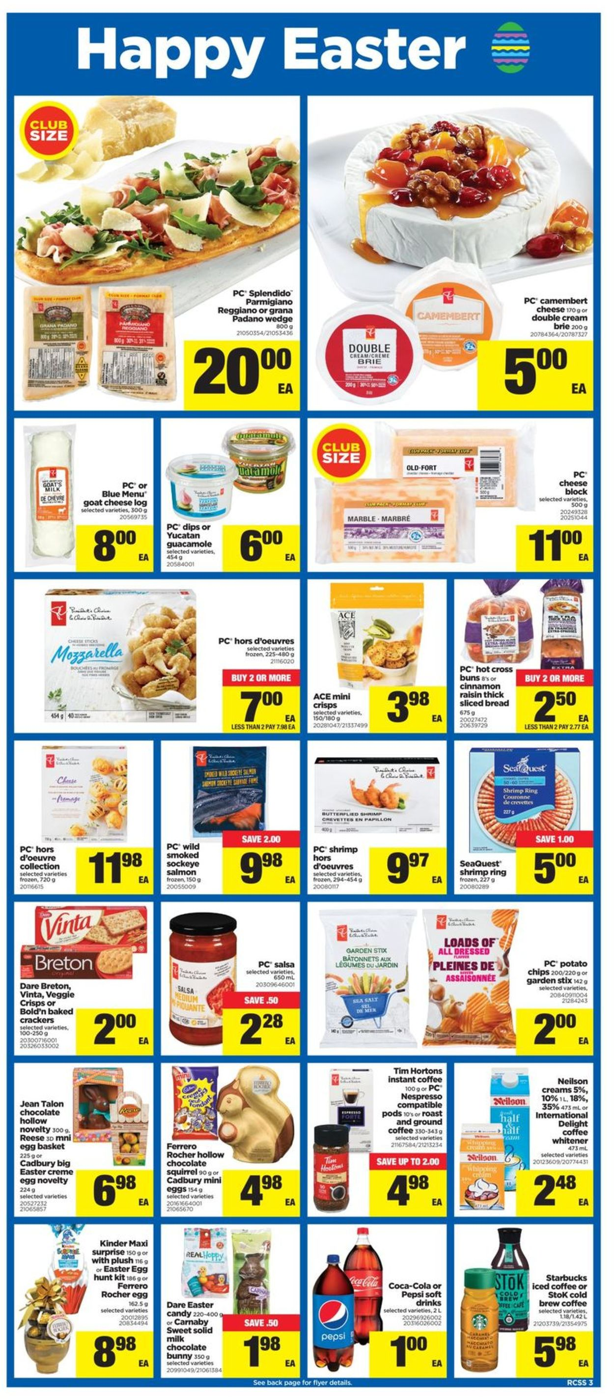 Real Canadian Superstore Flyer - 03/25-03/31/2021 (Page 3)