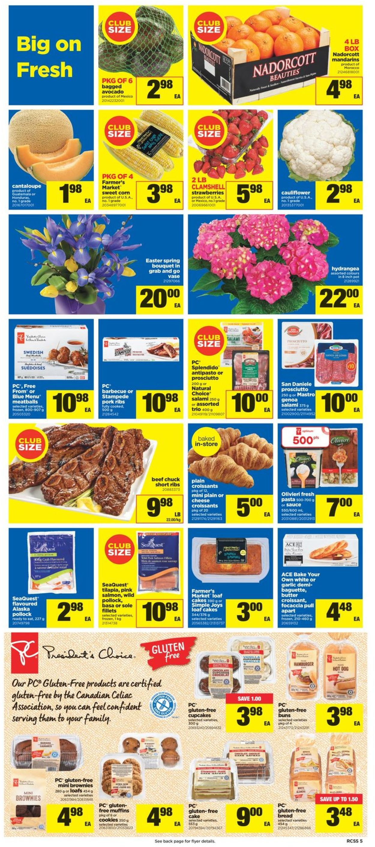 Real Canadian Superstore Flyer - 03/25-03/31/2021 (Page 5)