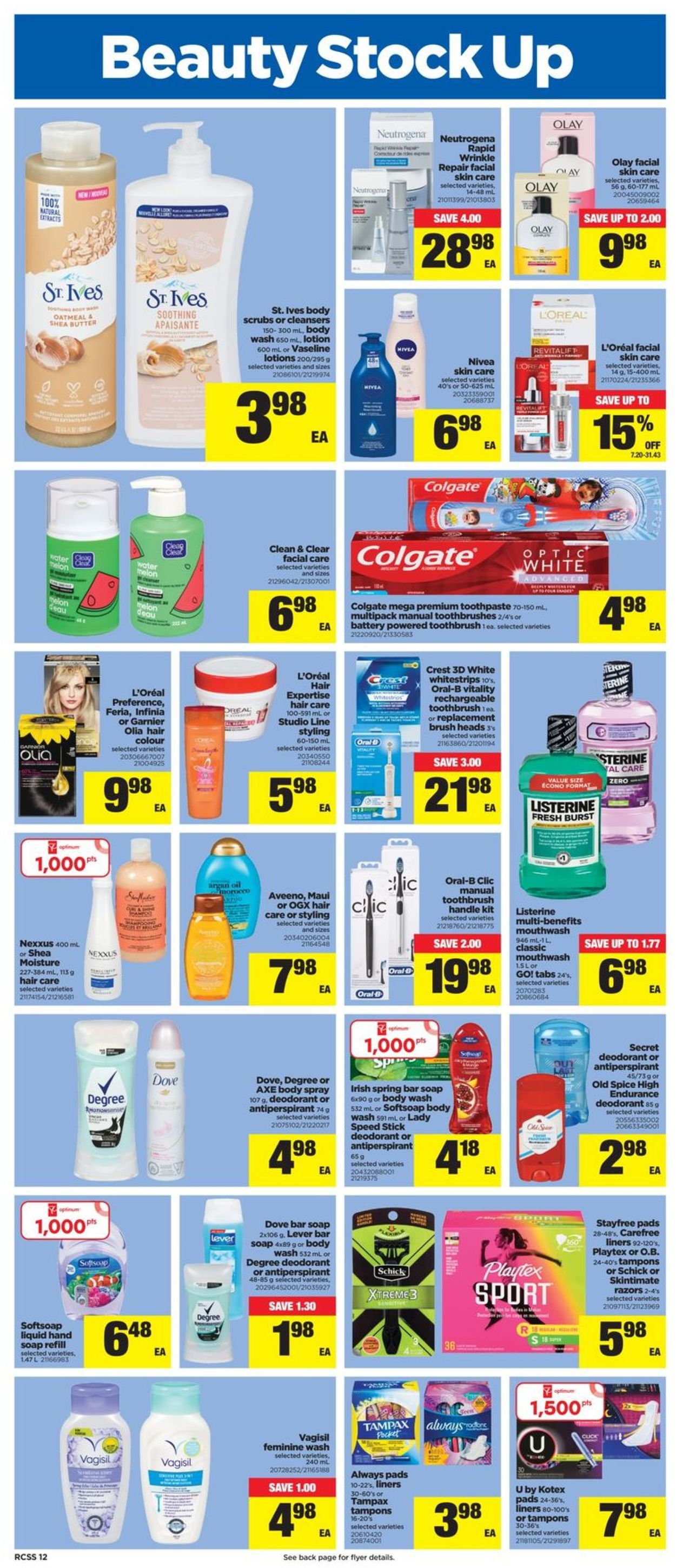 Real Canadian Superstore Flyer - 03/25-03/31/2021 (Page 12)