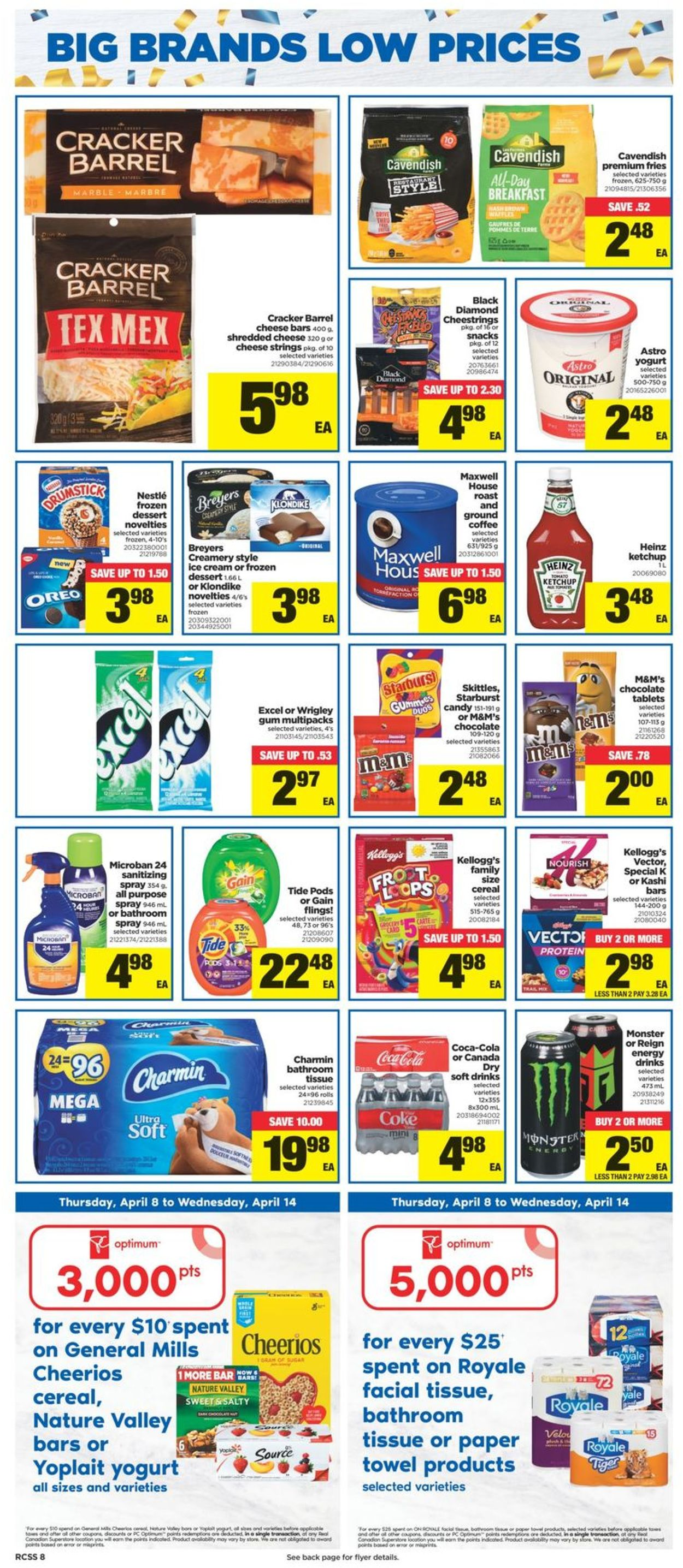 Real Canadian Superstore Flyer - 04/08-04/14/2021 (Page 8)