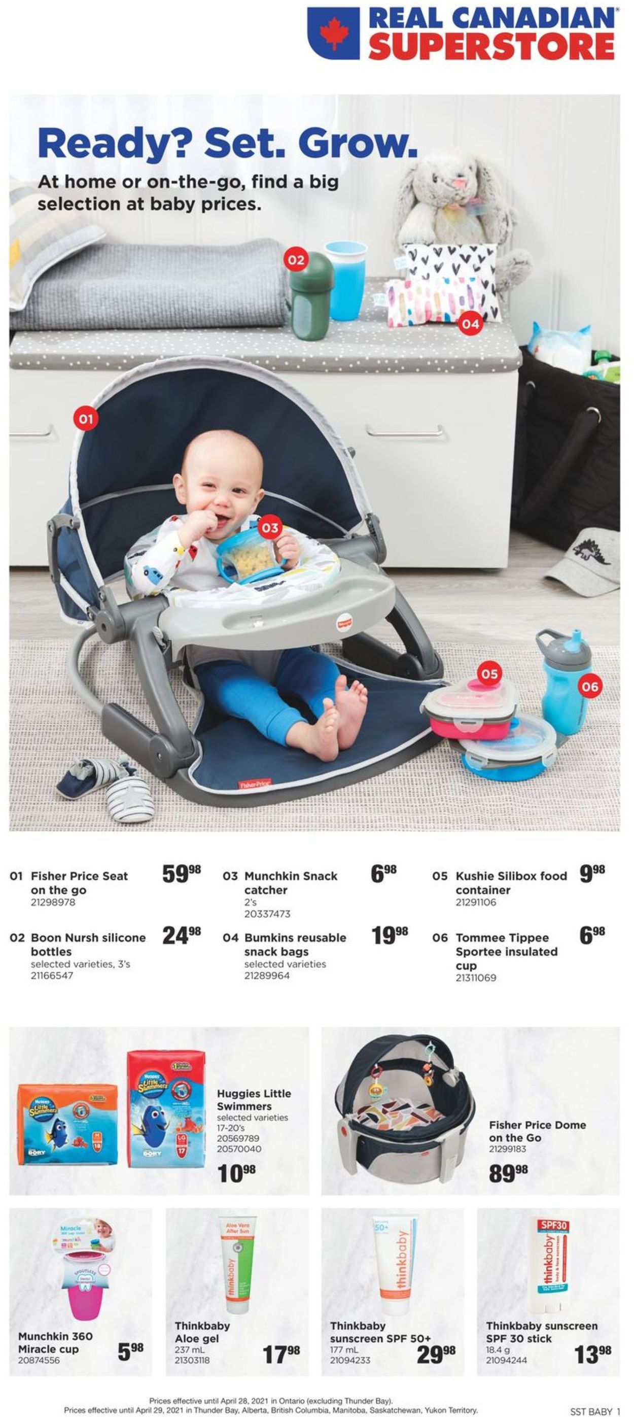 Real Canadian Superstore Flyer - 04/15-04/28/2021