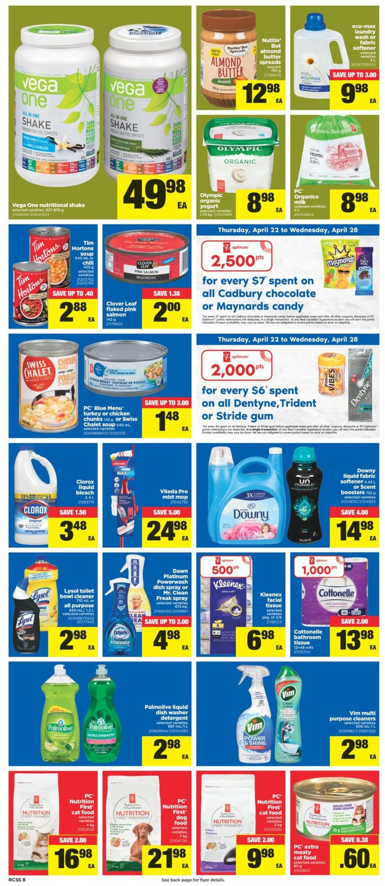 Real Canadian Superstore Flyer - 04/22-04/28/2021 (Page 9)