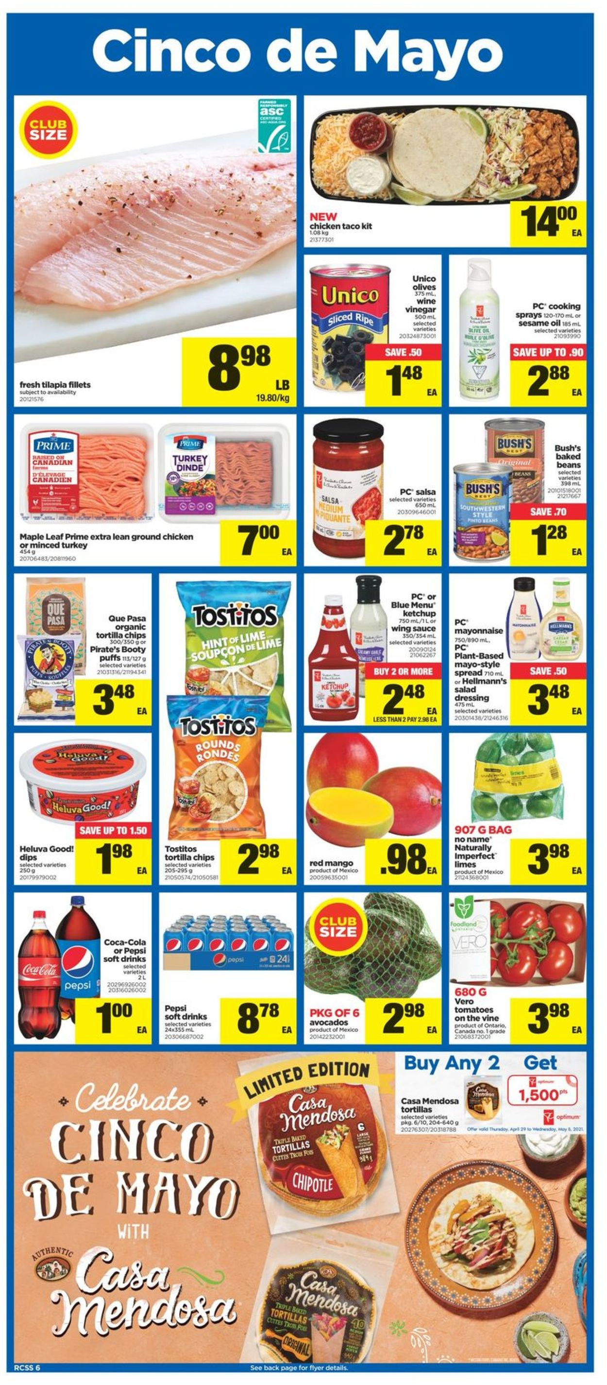 Real Canadian Superstore Flyer - 04/29-05/05/2021 (Page 7)
