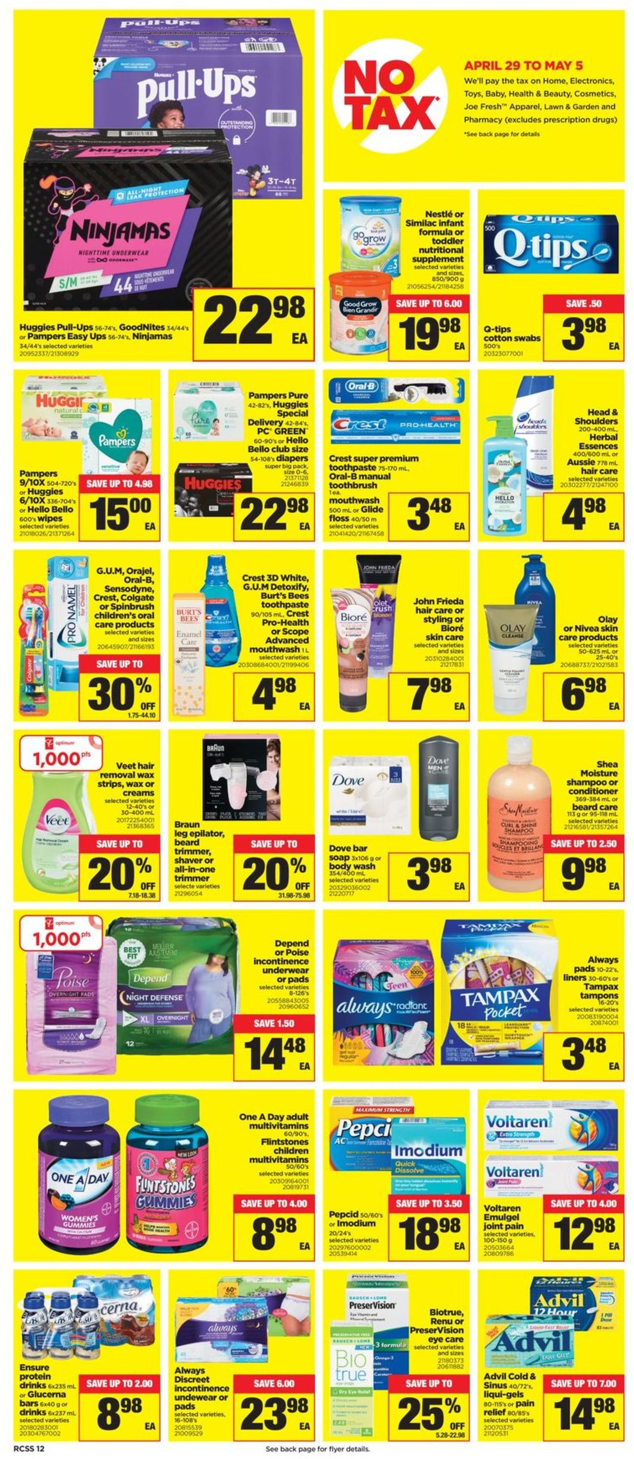 Real Canadian Superstore Flyer - 04/29-05/05/2021 (Page 13)