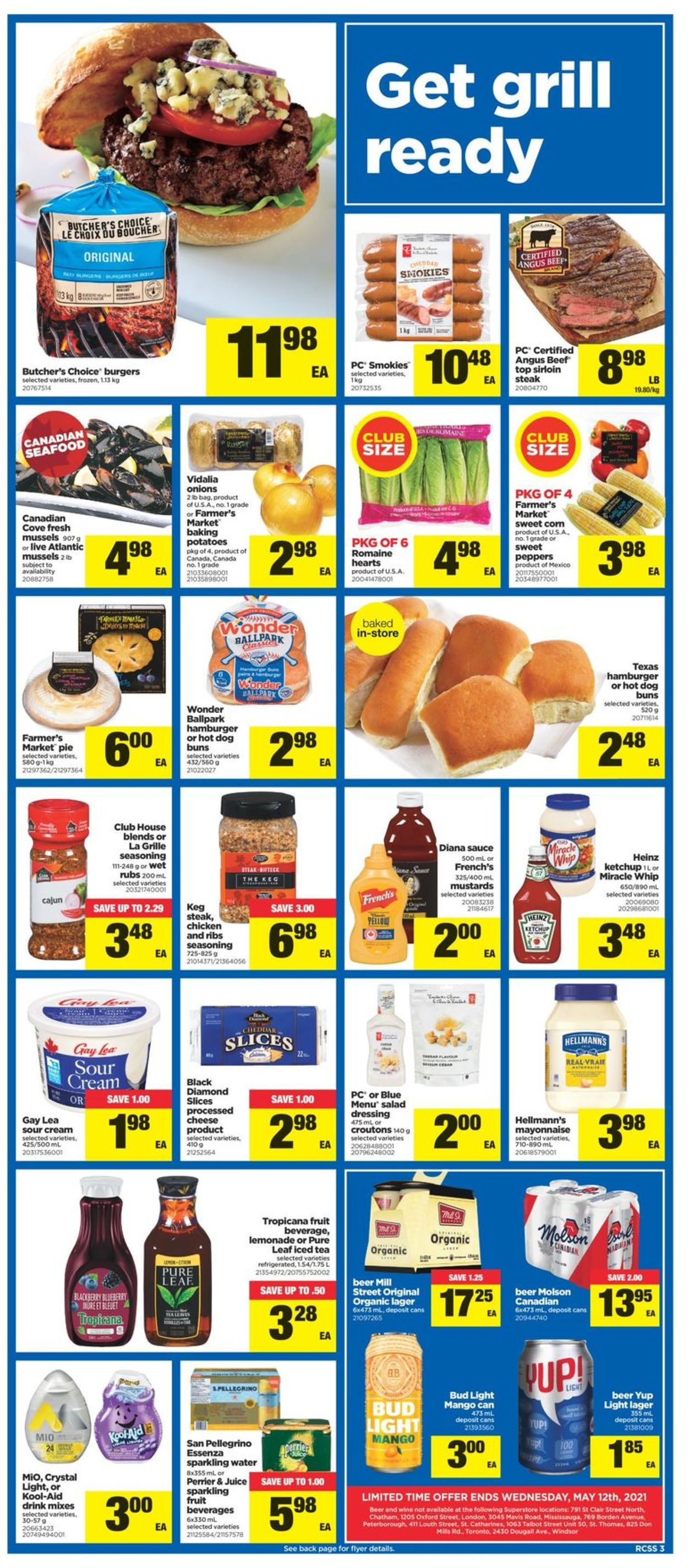 Real Canadian Superstore Flyer - 05/06-05/12/2021 (Page 4)