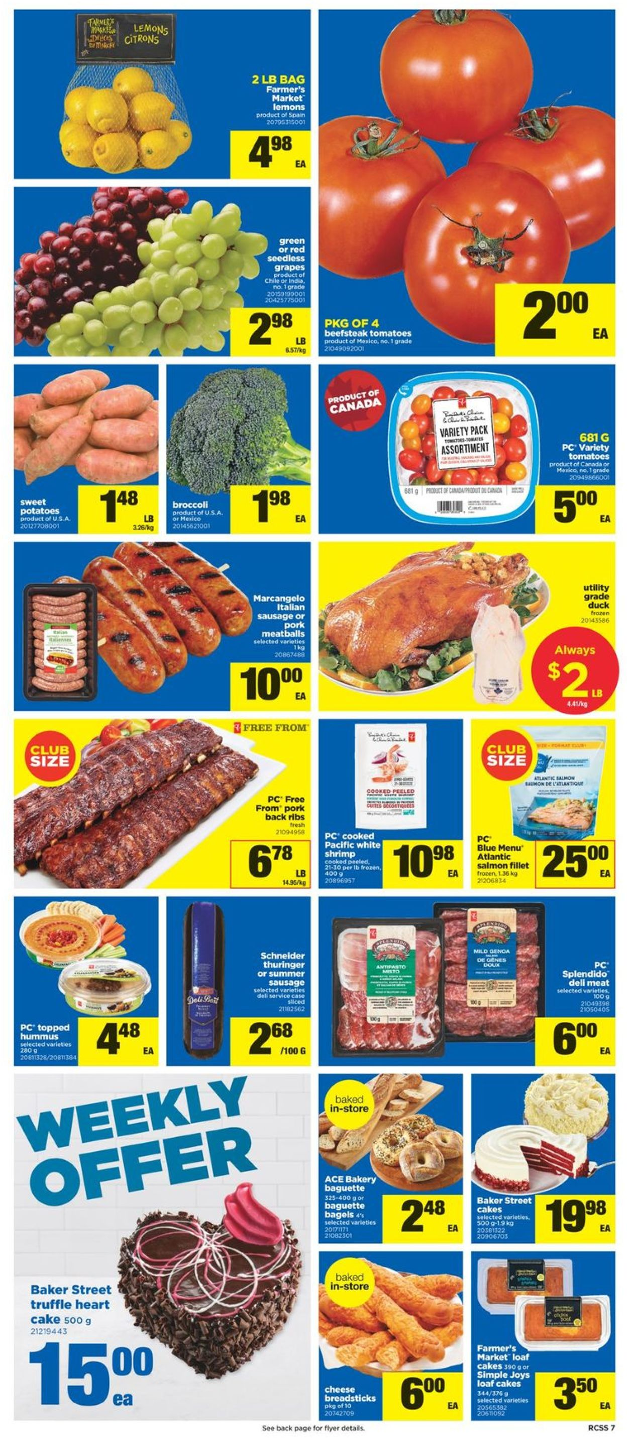 Real Canadian Superstore Flyer - 05/06-05/12/2021 (Page 8)