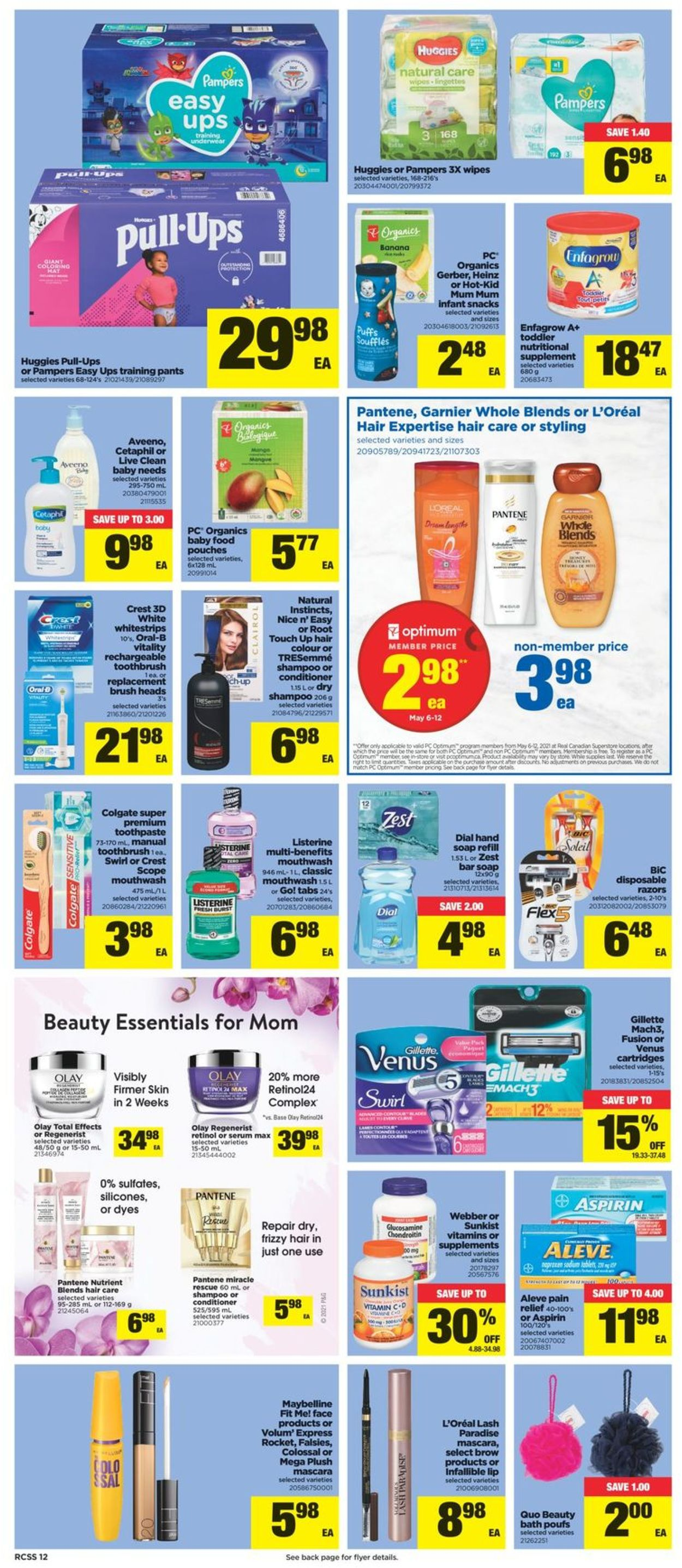 Real Canadian Superstore Flyer - 05/06-05/12/2021 (Page 13)