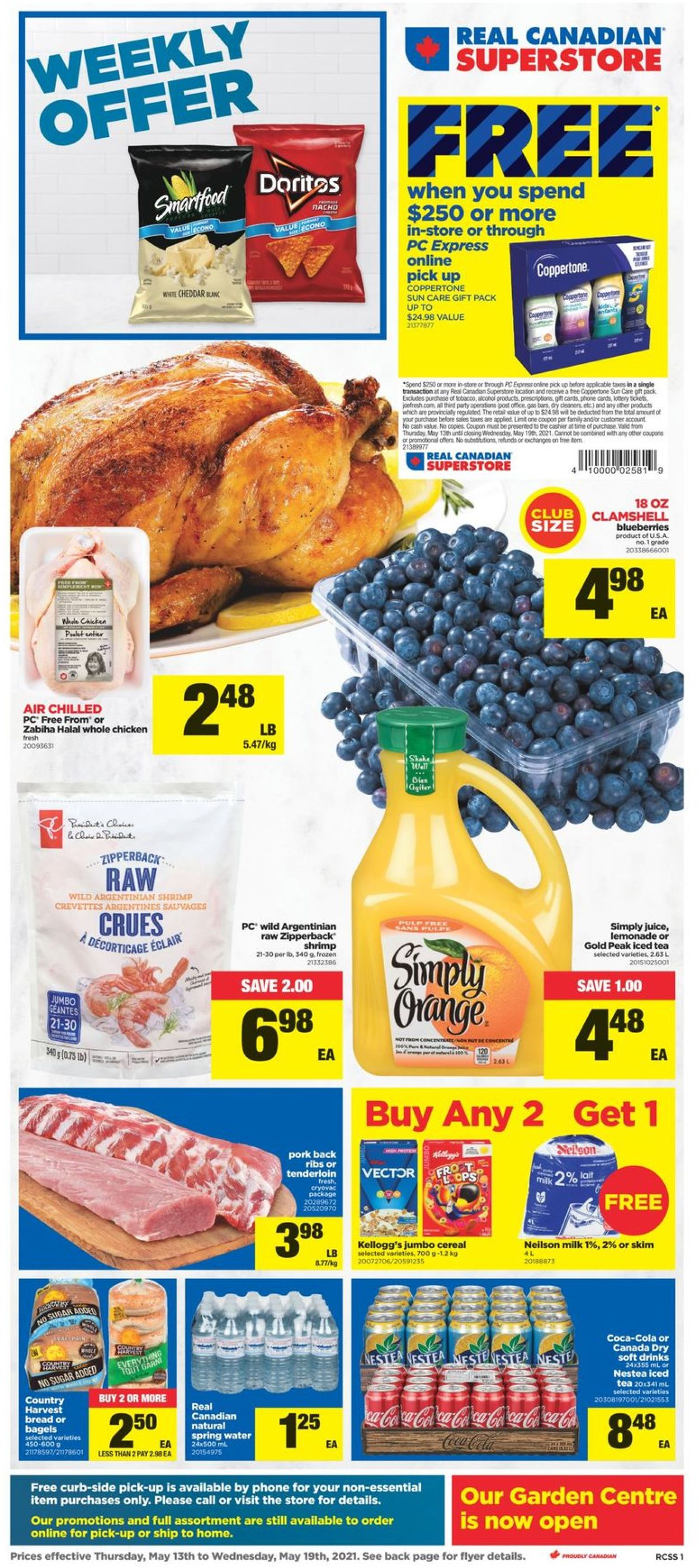 Real Canadian Superstore Flyer - 05/13-05/19/2021