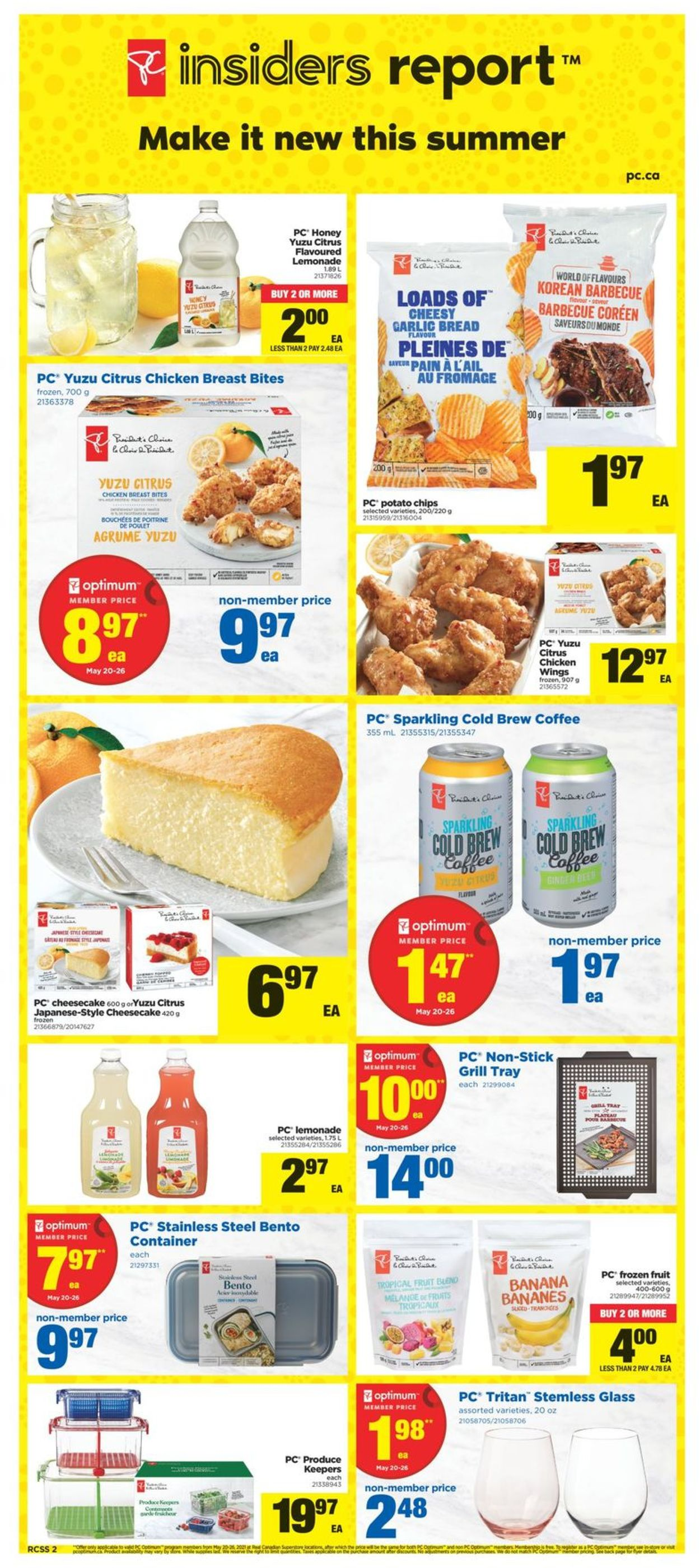 Real Canadian Superstore Flyer - 05/20-05/26/2021 (Page 4)