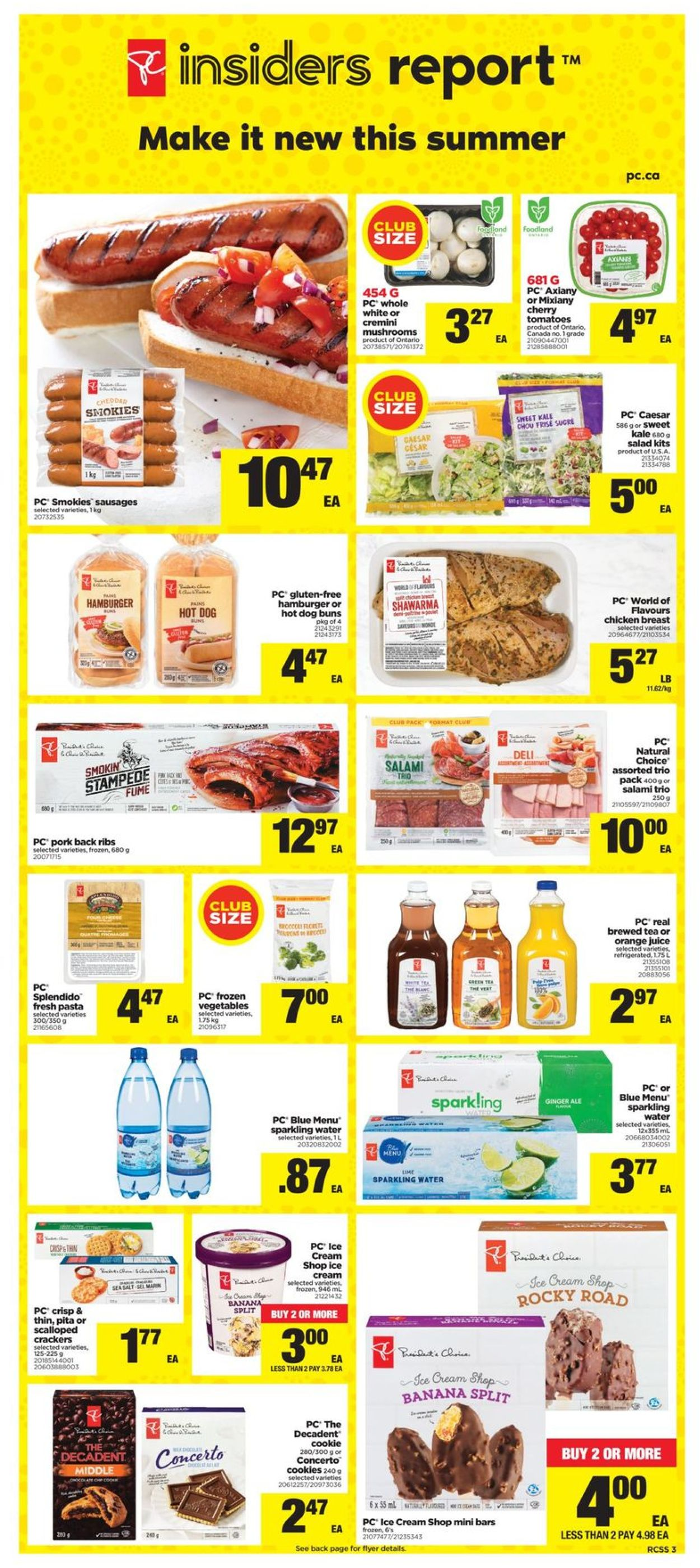 Real Canadian Superstore Flyer - 05/20-05/26/2021 (Page 5)