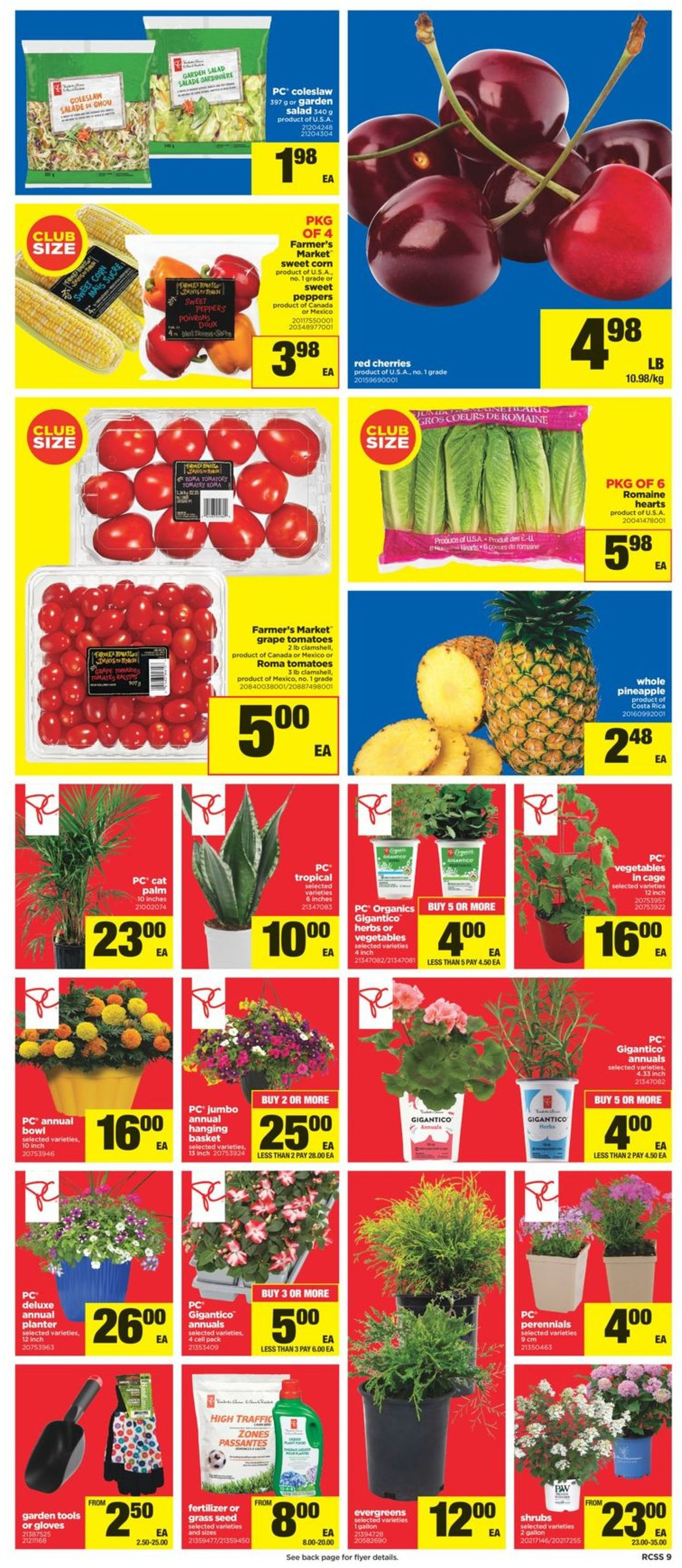 Real Canadian Superstore Flyer - 05/20-05/26/2021 (Page 11)