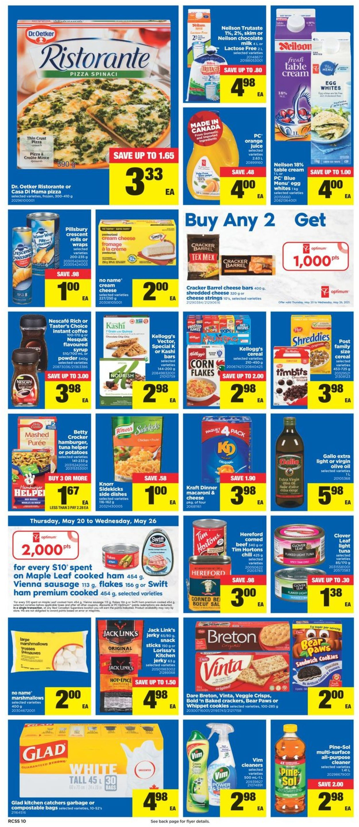 Real Canadian Superstore Flyer - 05/20-05/26/2021 (Page 12)