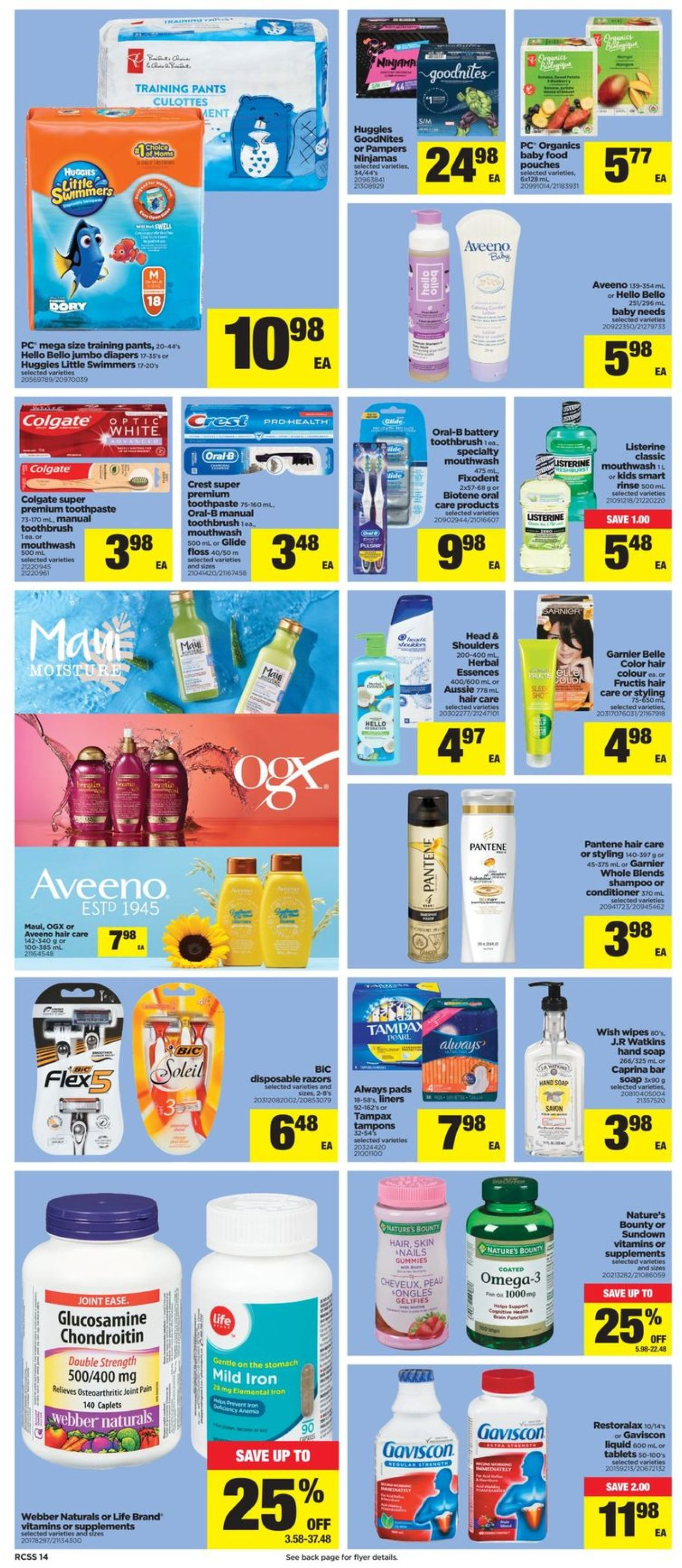 Real Canadian Superstore Flyer - 05/20-05/26/2021 (Page 18)