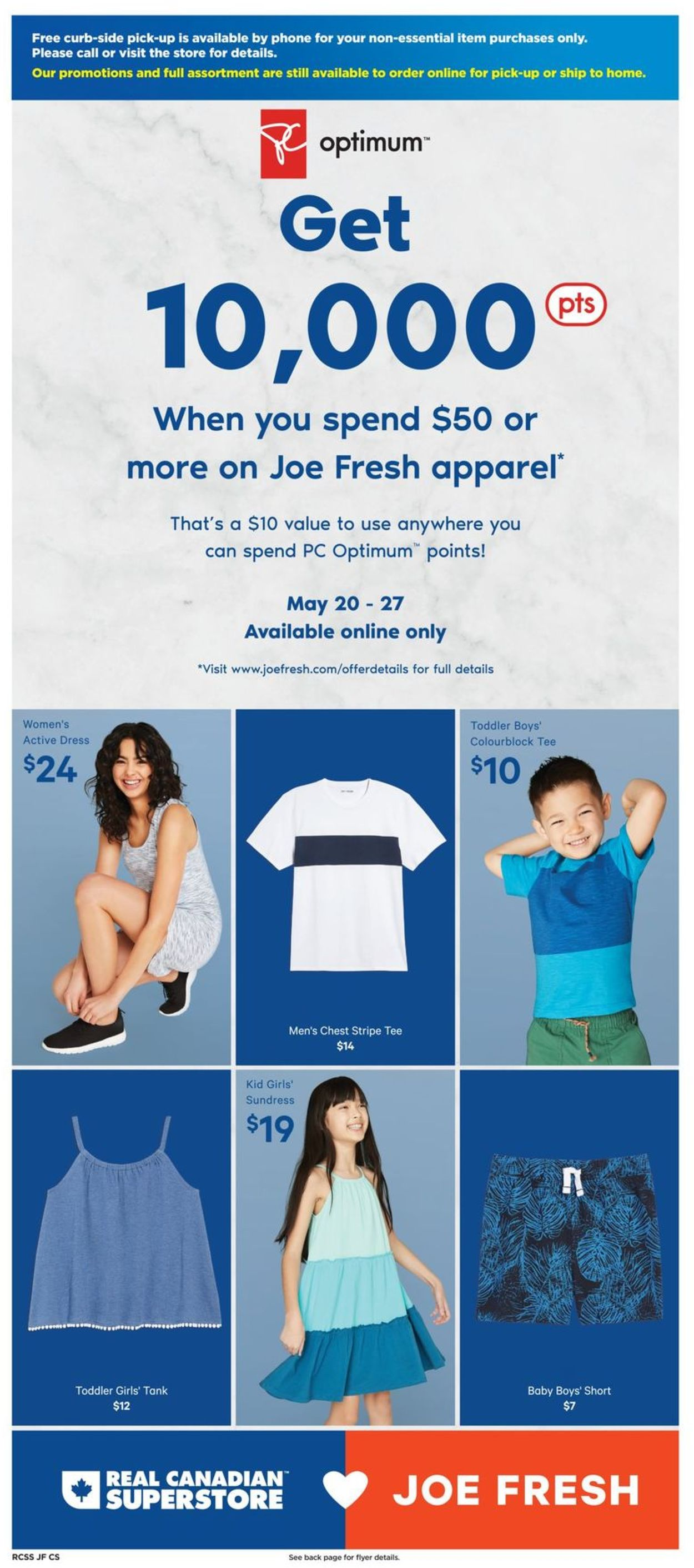 Real Canadian Superstore Flyer - 05/20-05/26/2021 (Page 20)