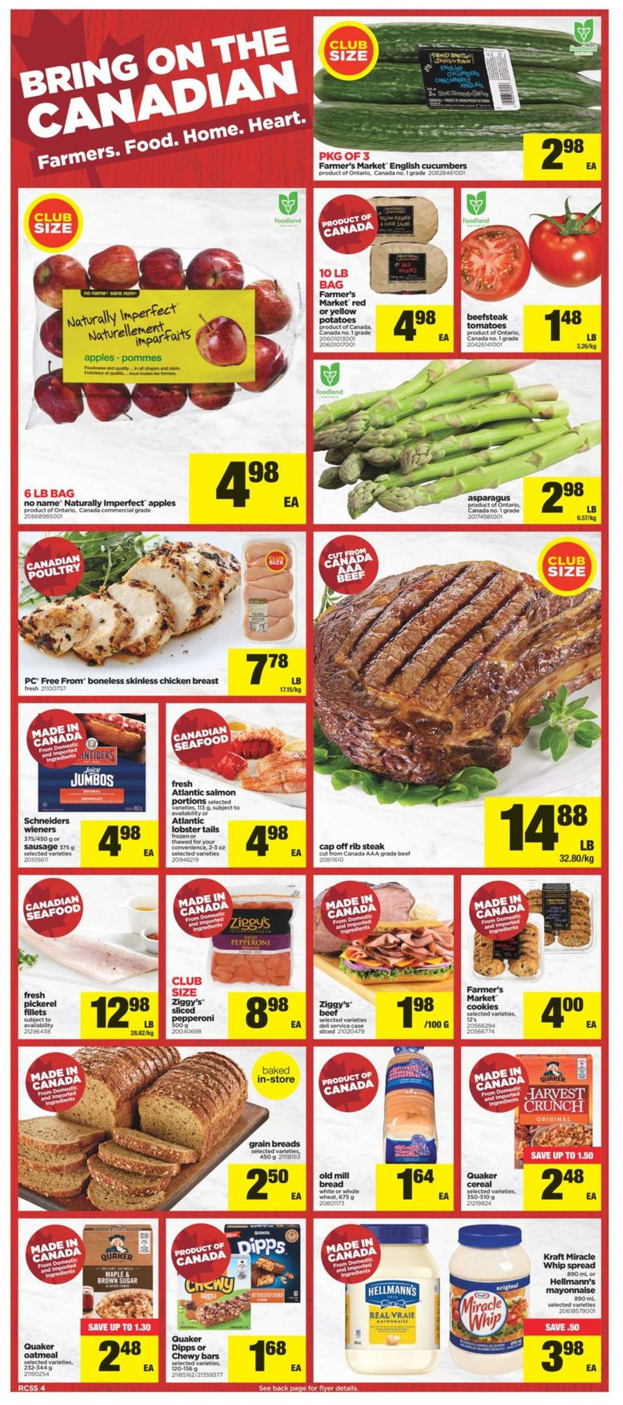 Real Canadian Superstore Flyer - 05/27-06/02/2021 (Page 5)