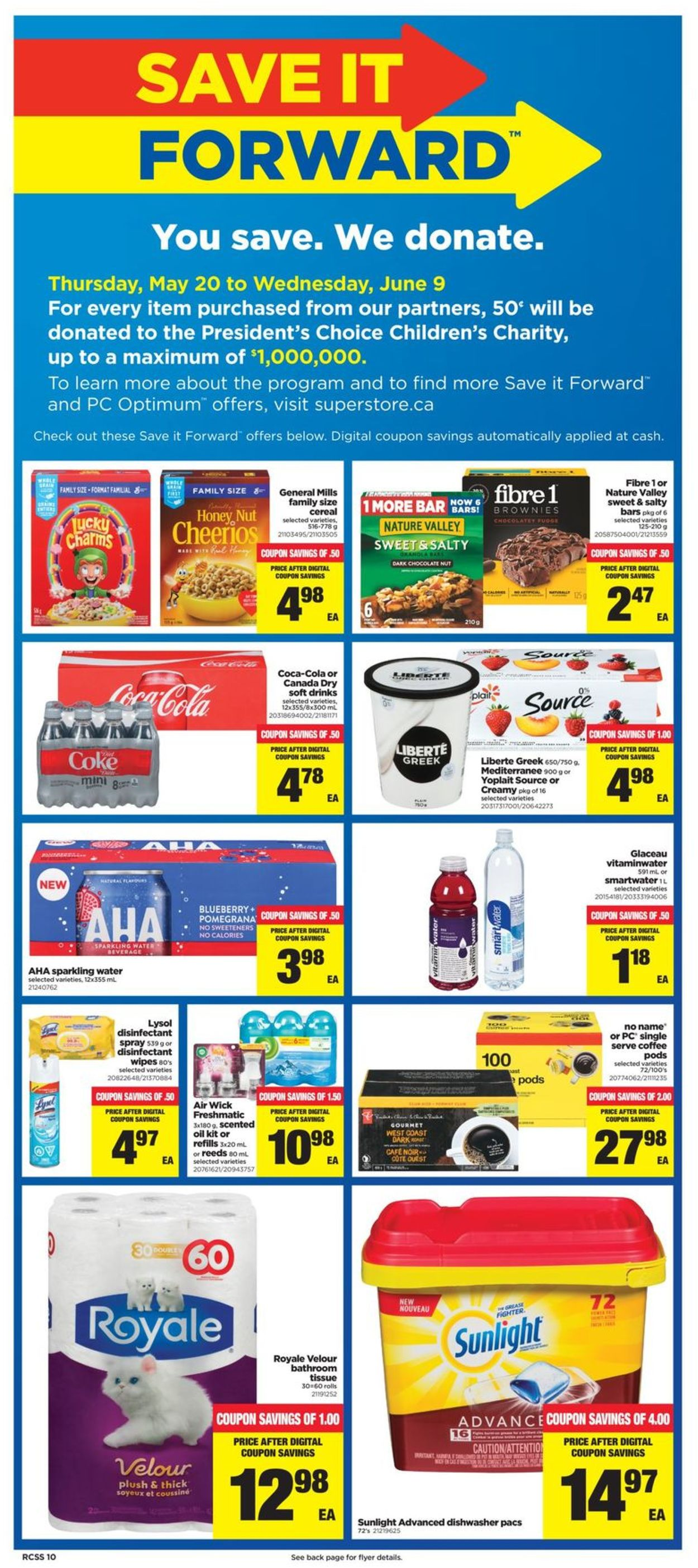 Real Canadian Superstore Flyer - 05/27-06/02/2021 (Page 10)