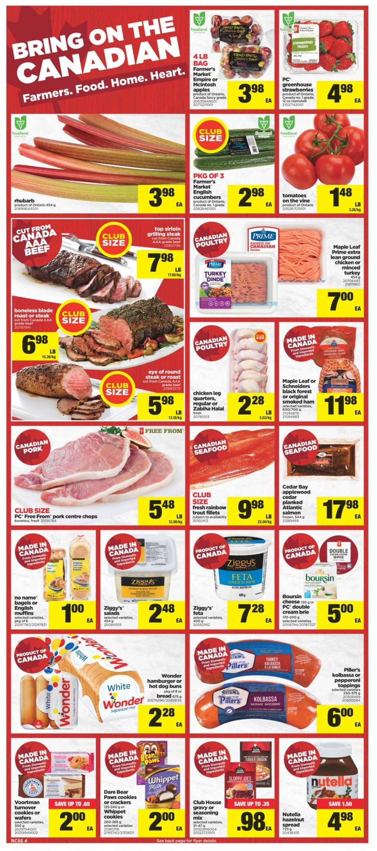 Real Canadian Superstore Flyer - 06/03-06/09/2021 (Page 5)