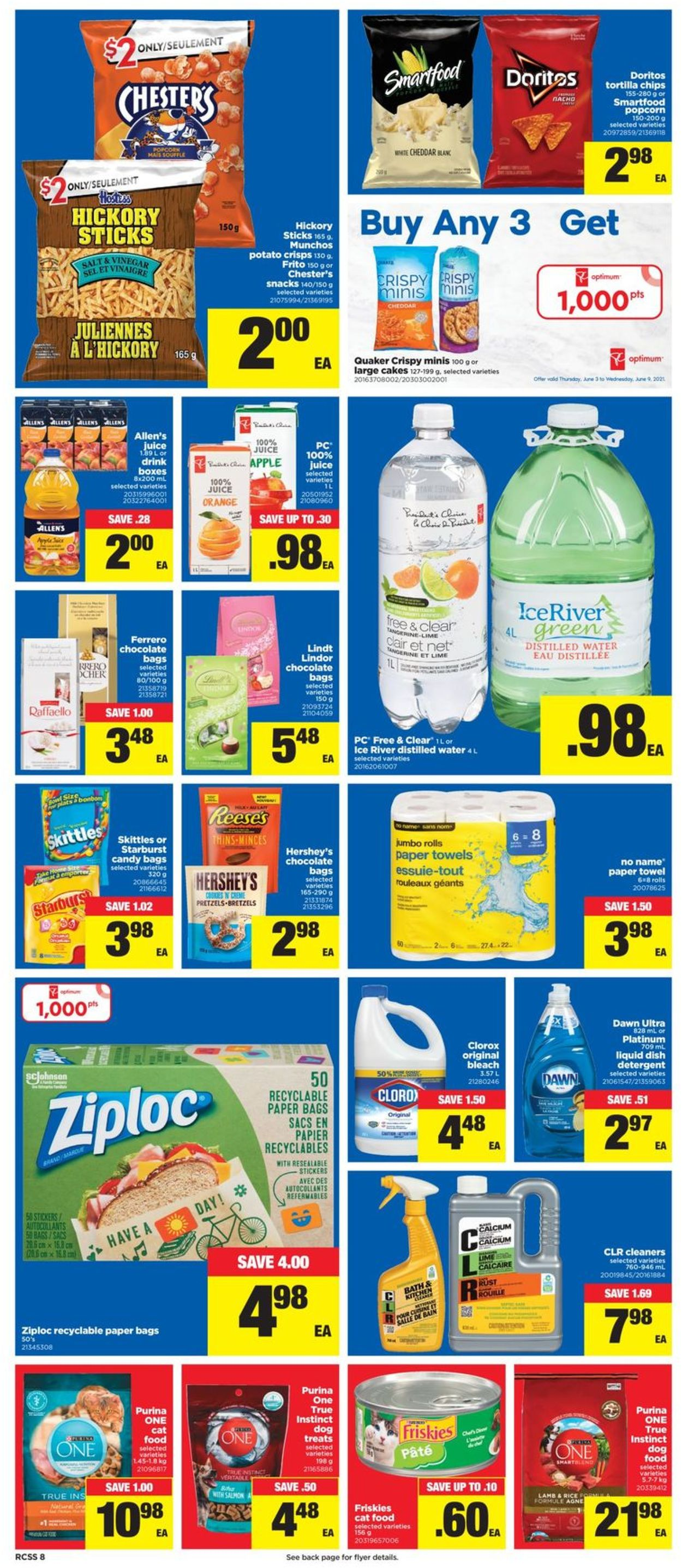 Real Canadian Superstore Flyer - 06/03-06/09/2021 (Page 8)