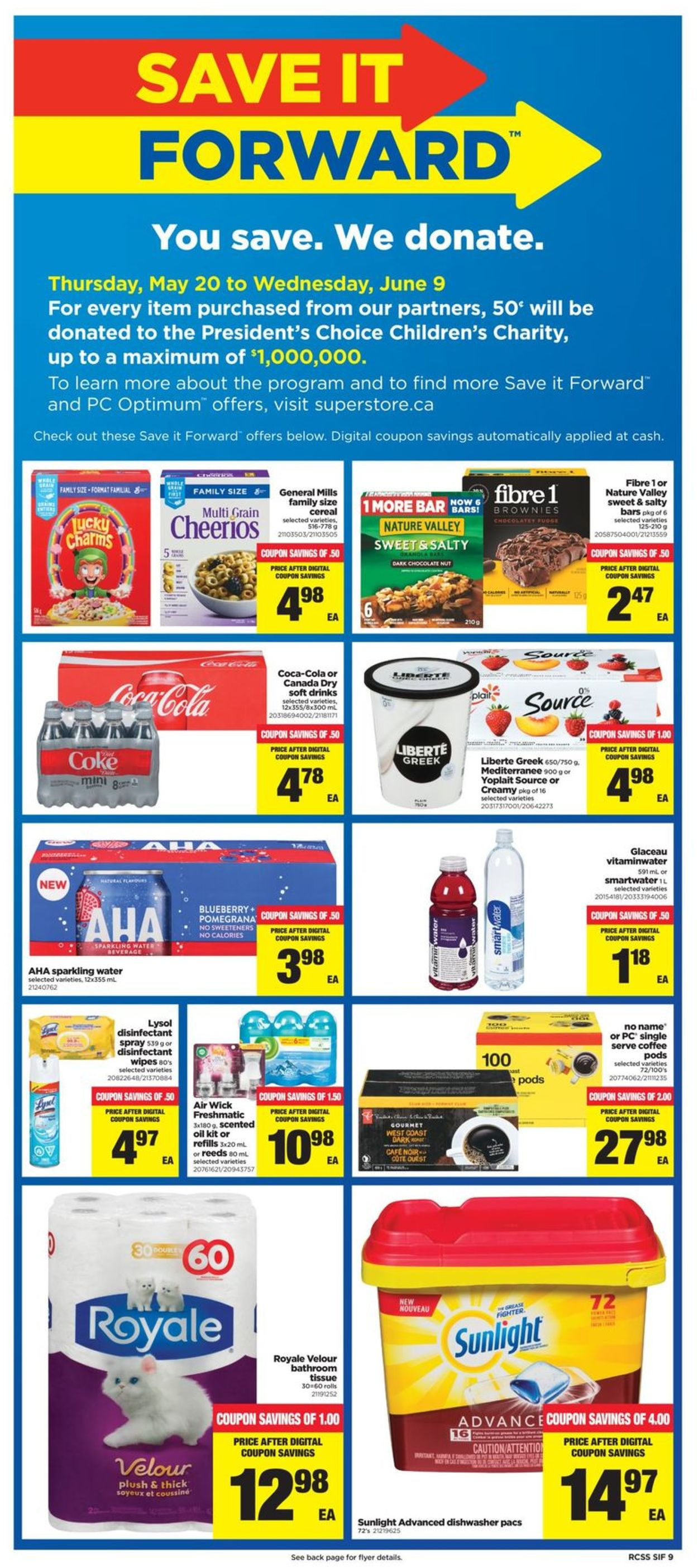 Real Canadian Superstore Flyer - 06/03-06/09/2021 (Page 9)