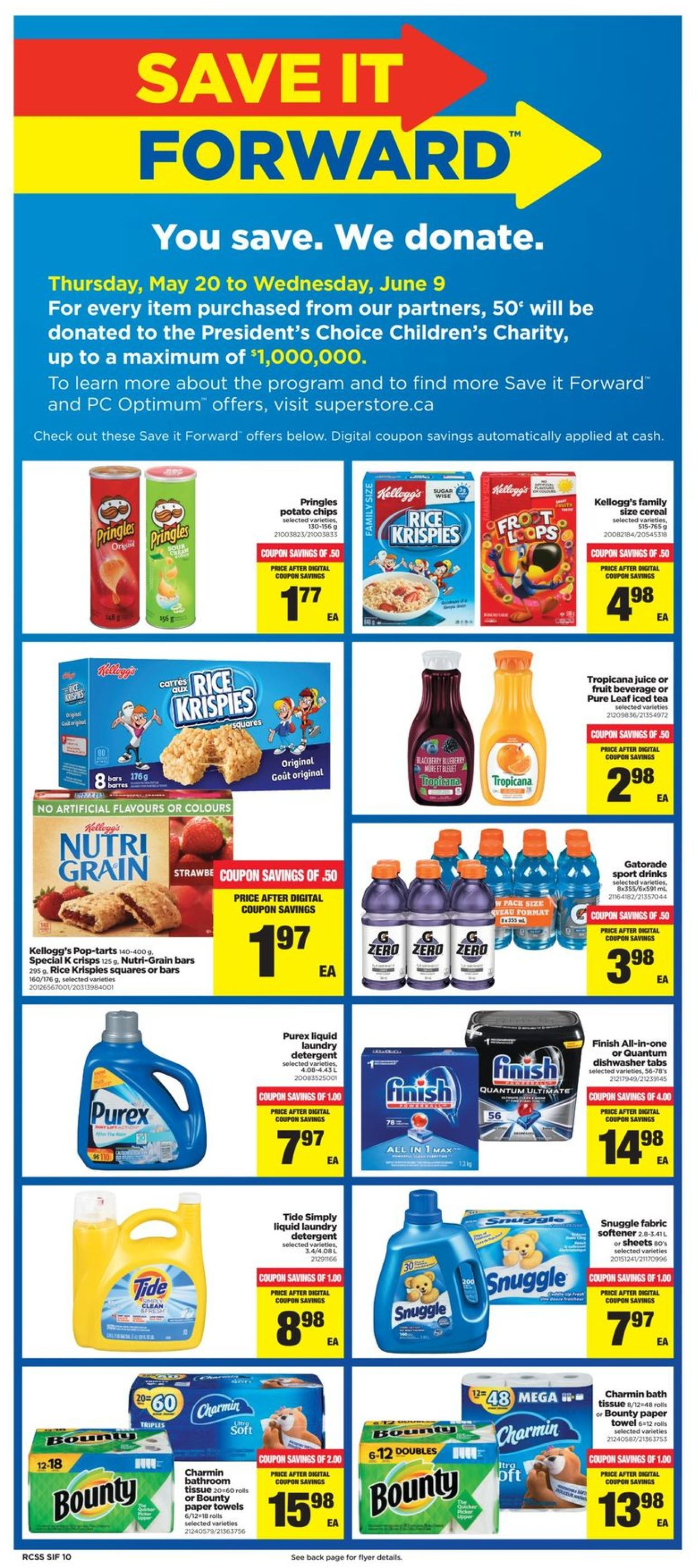 Real Canadian Superstore Flyer - 06/03-06/09/2021 (Page 10)