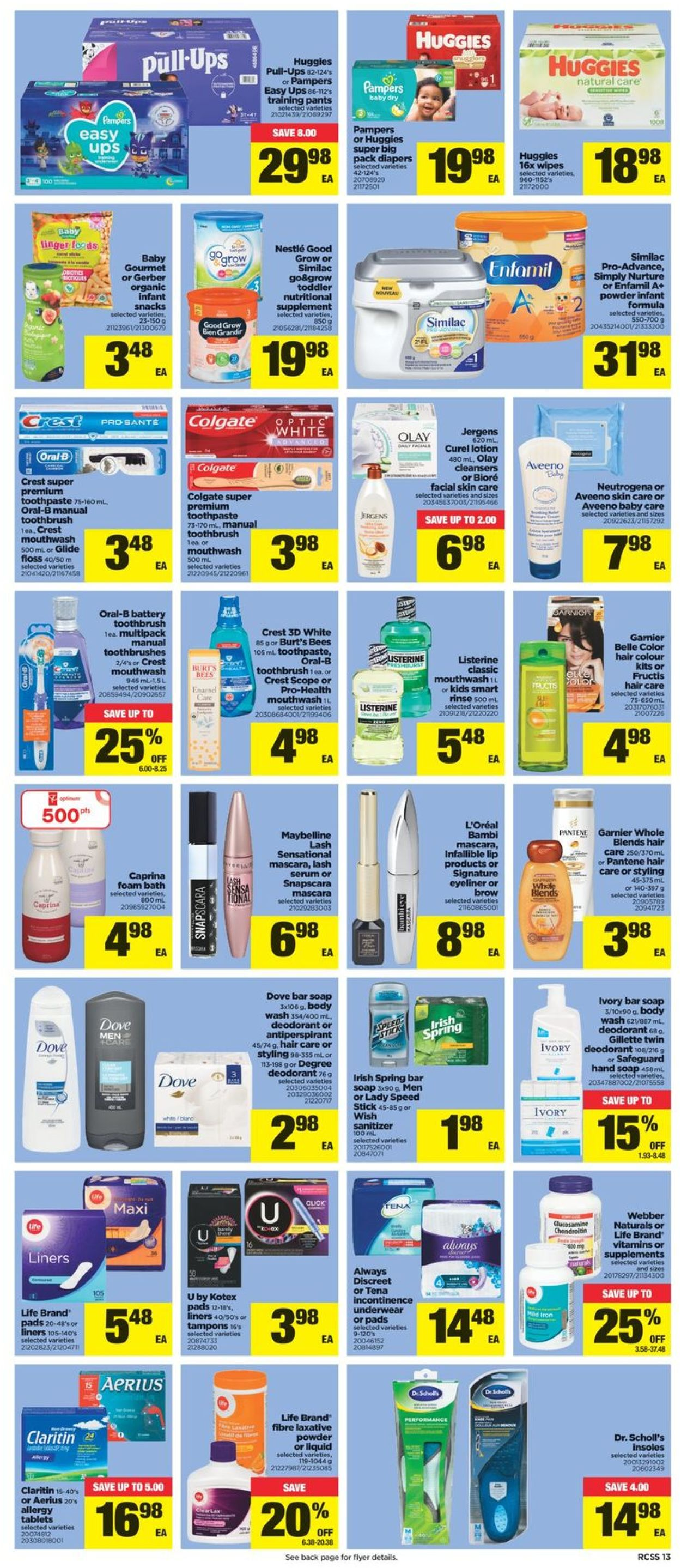 Real Canadian Superstore Flyer - 06/03-06/09/2021 (Page 13)