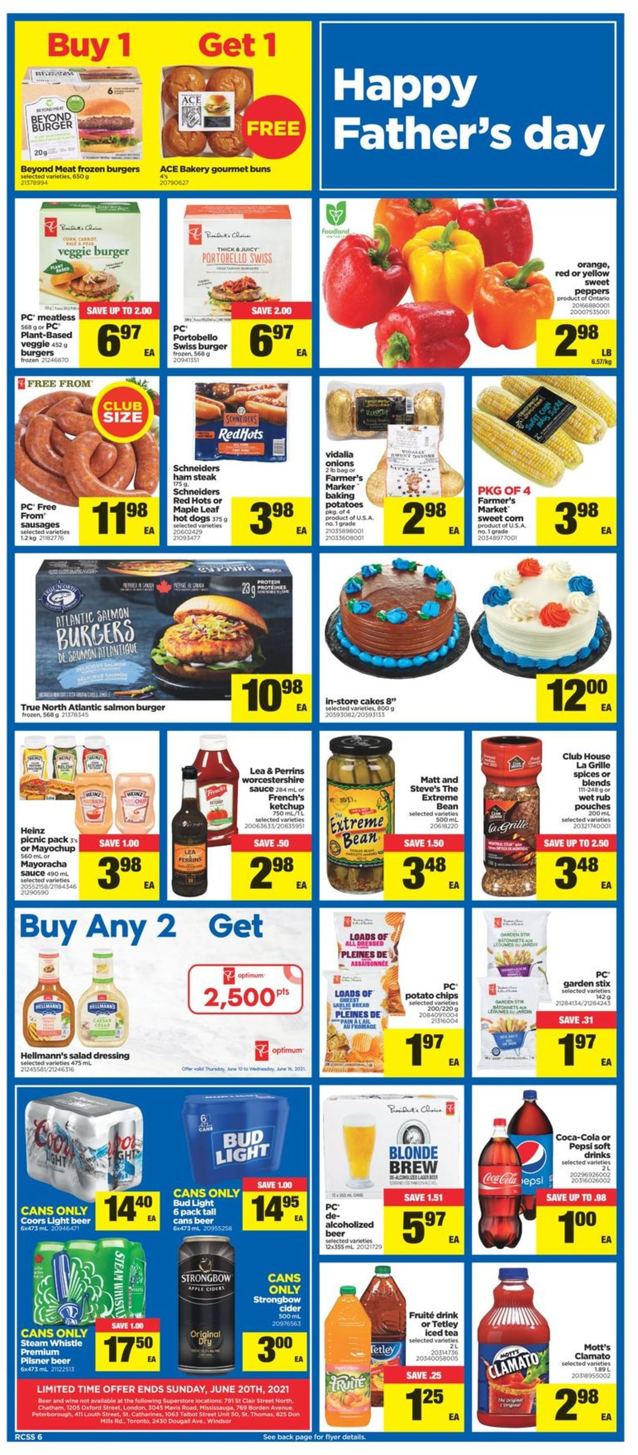 Real Canadian Superstore Flyer - 06/10-06/16/2021 (Page 7)