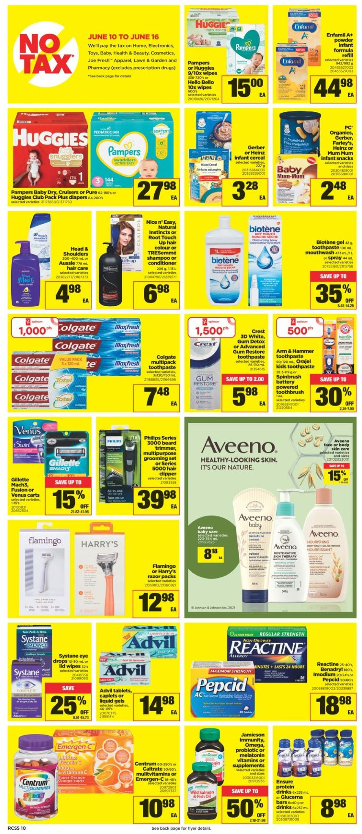 Real Canadian Superstore Flyer - 06/10-06/16/2021 (Page 12)