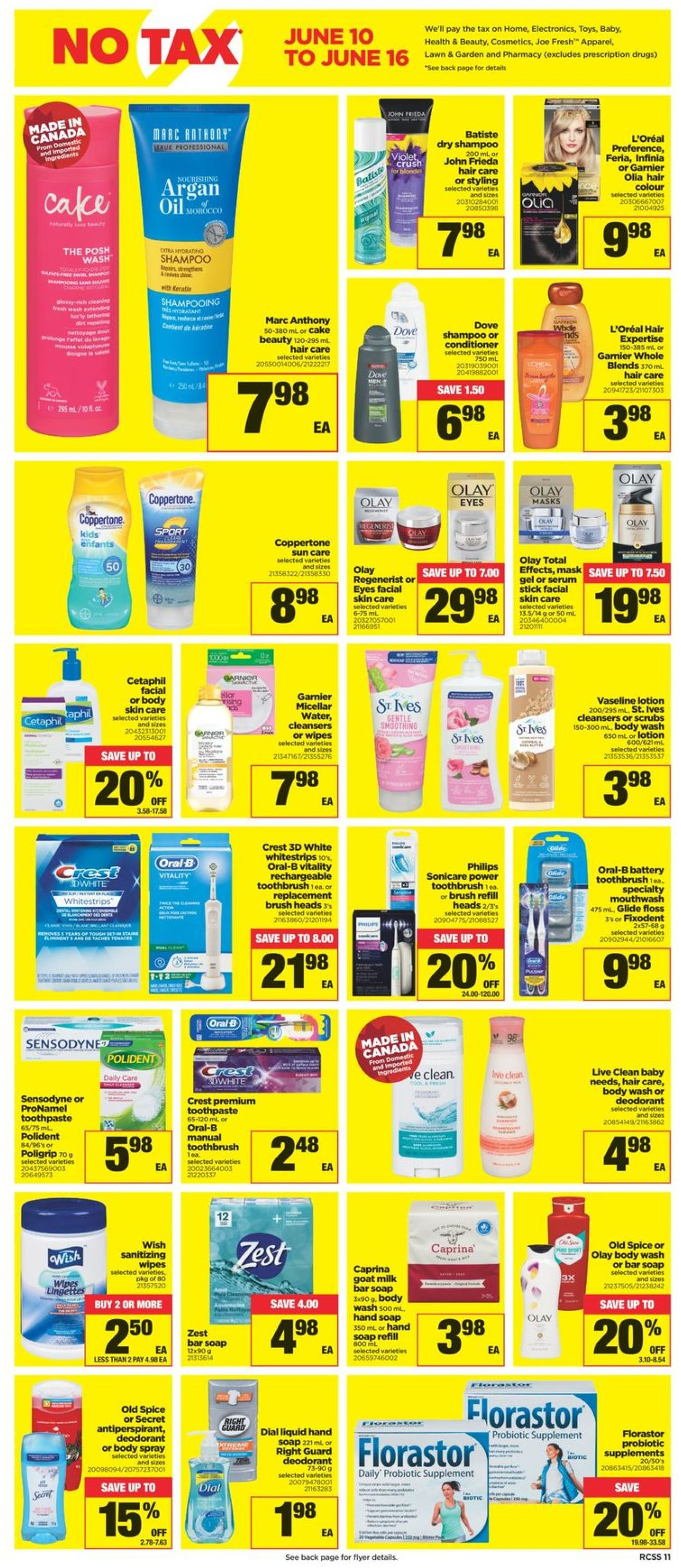 Real Canadian Superstore Flyer - 06/10-06/16/2021 (Page 13)